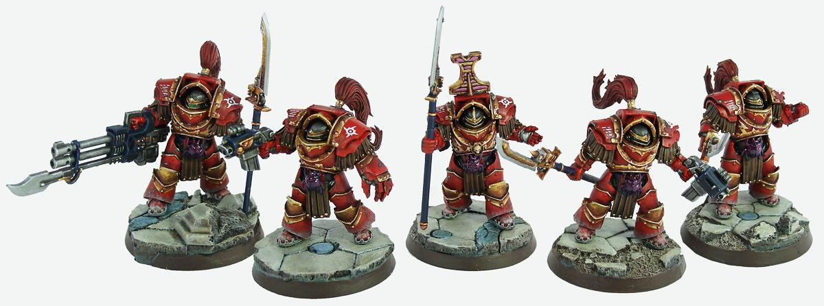 Astartes, Cataphractii, Forge World, Grey Knights, Pre-heresy, Psykers, Space Marines, Terminator Armor, Thousand Sons