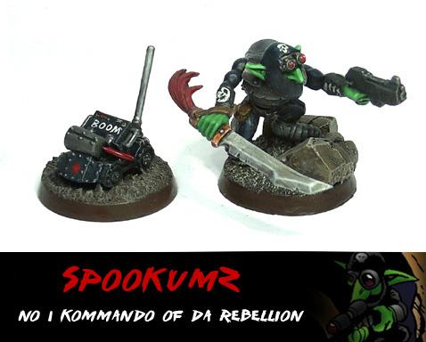 Assassin, Goblins, Greenskins, Grots, Imperial Guard, Looted, Marbo, Ninjas, Orks, Rebelz, Special Ops