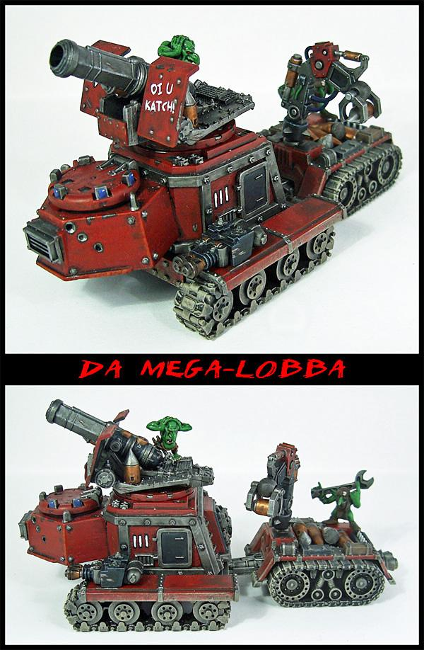 Artillery, Goblins, Greenskins, Griffon Mortar, Grots, Heavy Support, Imperial Guard, Looted, Orks, Rebelz