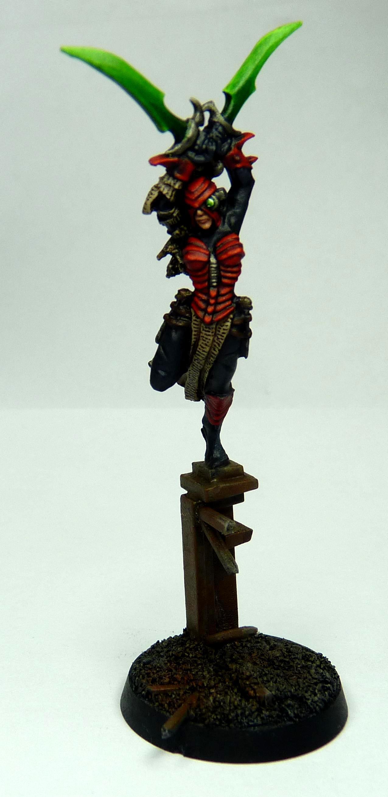 Assassin, Blending, Mechanicum assassin.