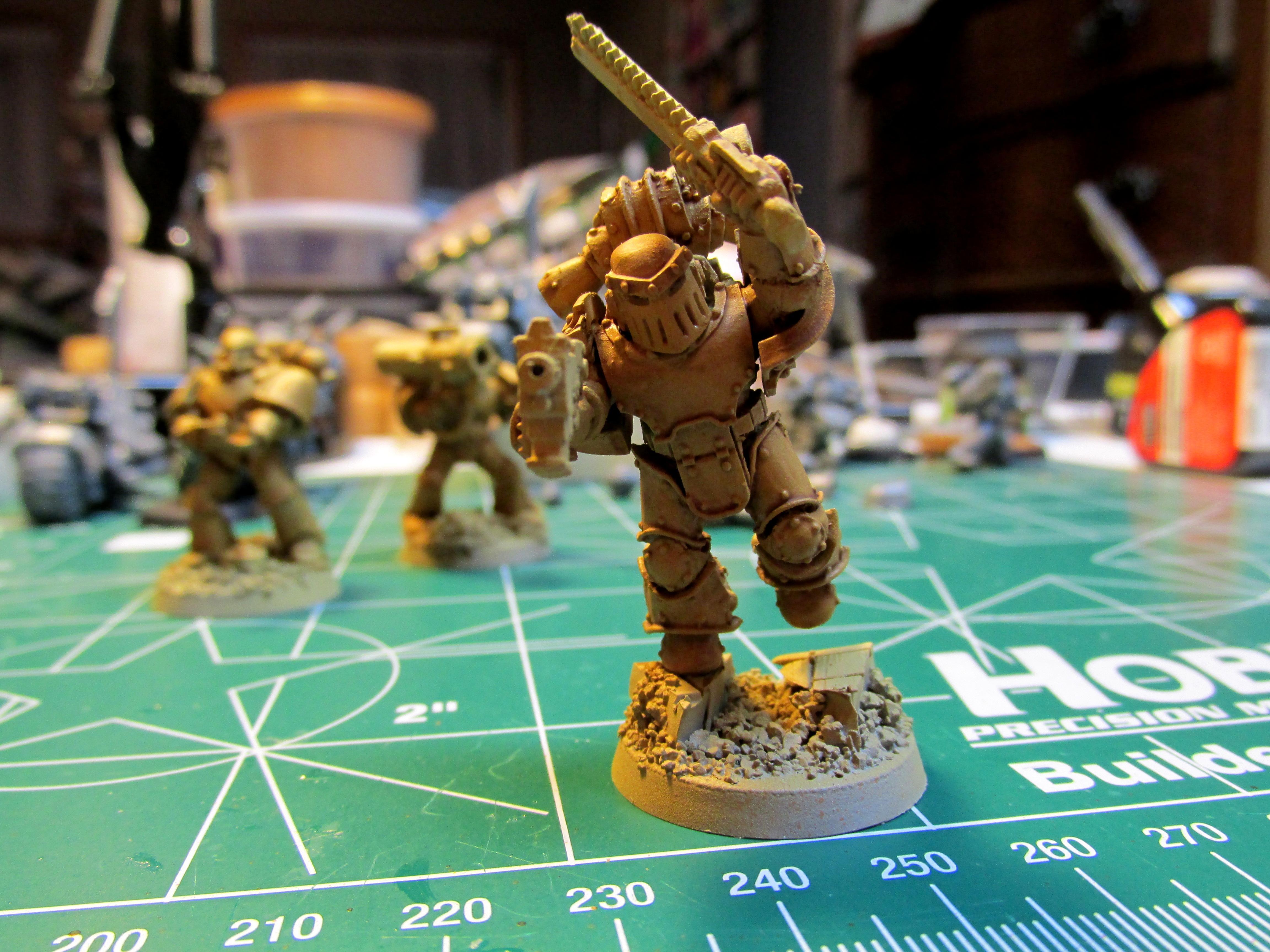 Fire Hawks, Sergeant, Tactical Squad