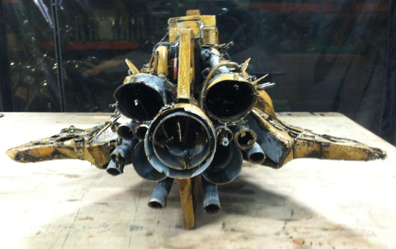 finished engines