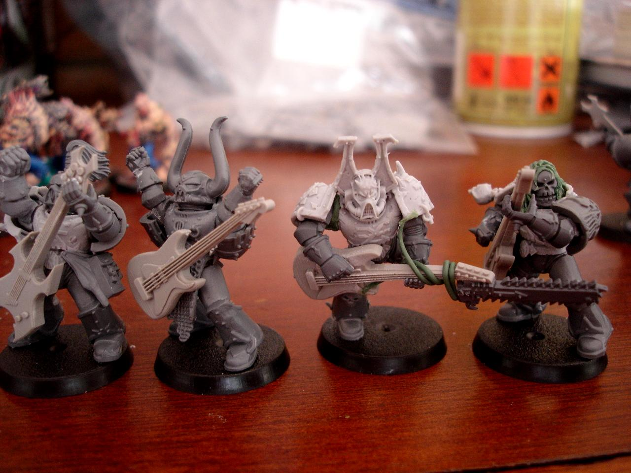 Chaos, Khorne, Space Marines, Warhammer 40,000, World Eaters