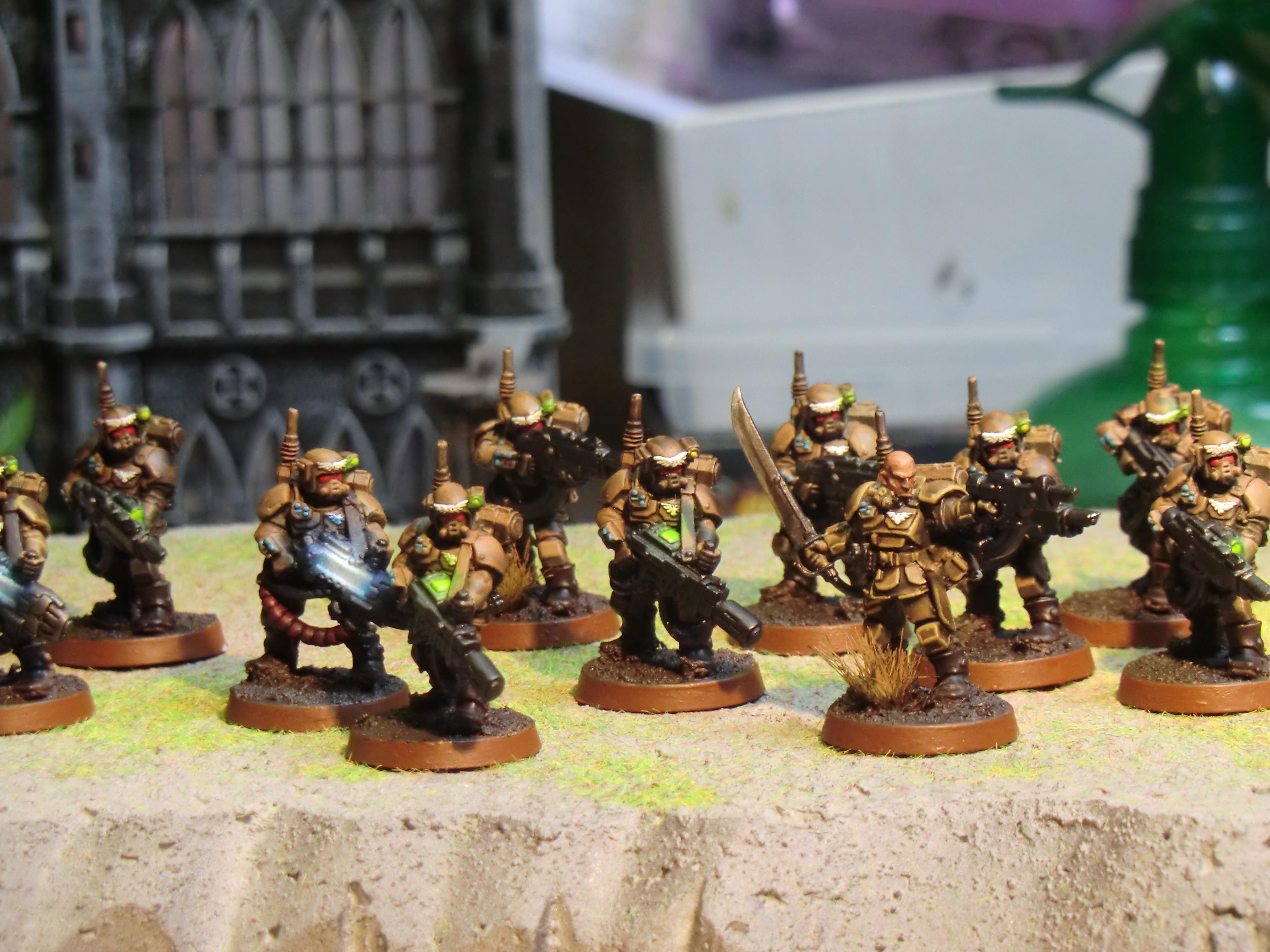 Imperial Guard, Kasrkin, Stormtrooper