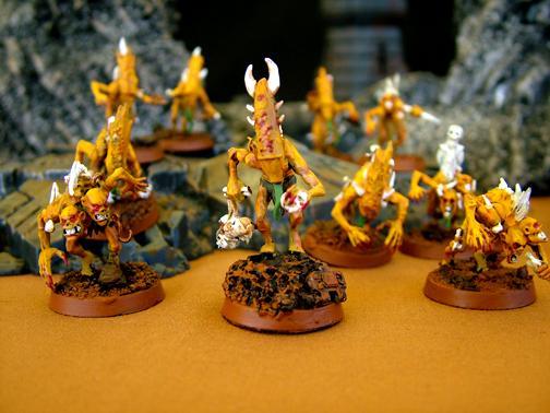 Lesser Demons, Sons of Arhiman-lesser demons