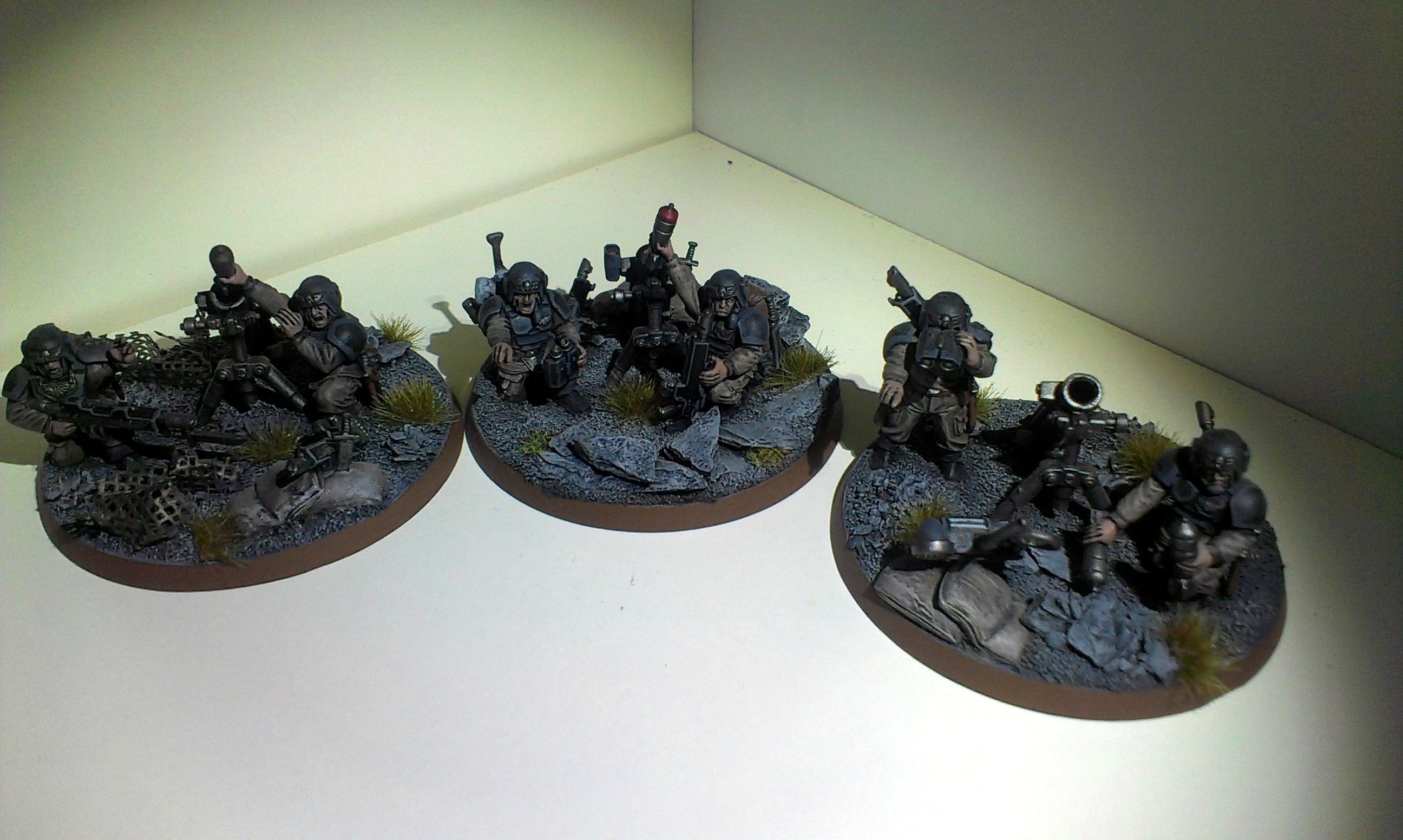 Astra Militarum, Autocannon, Cadians, Creed, Headquarters, Heavy Weapons Team, Imperial Guard, Infantry, Kell, Lascannon, Missile Launcher, Mortars, Troop Choice, Warhammer 40,000