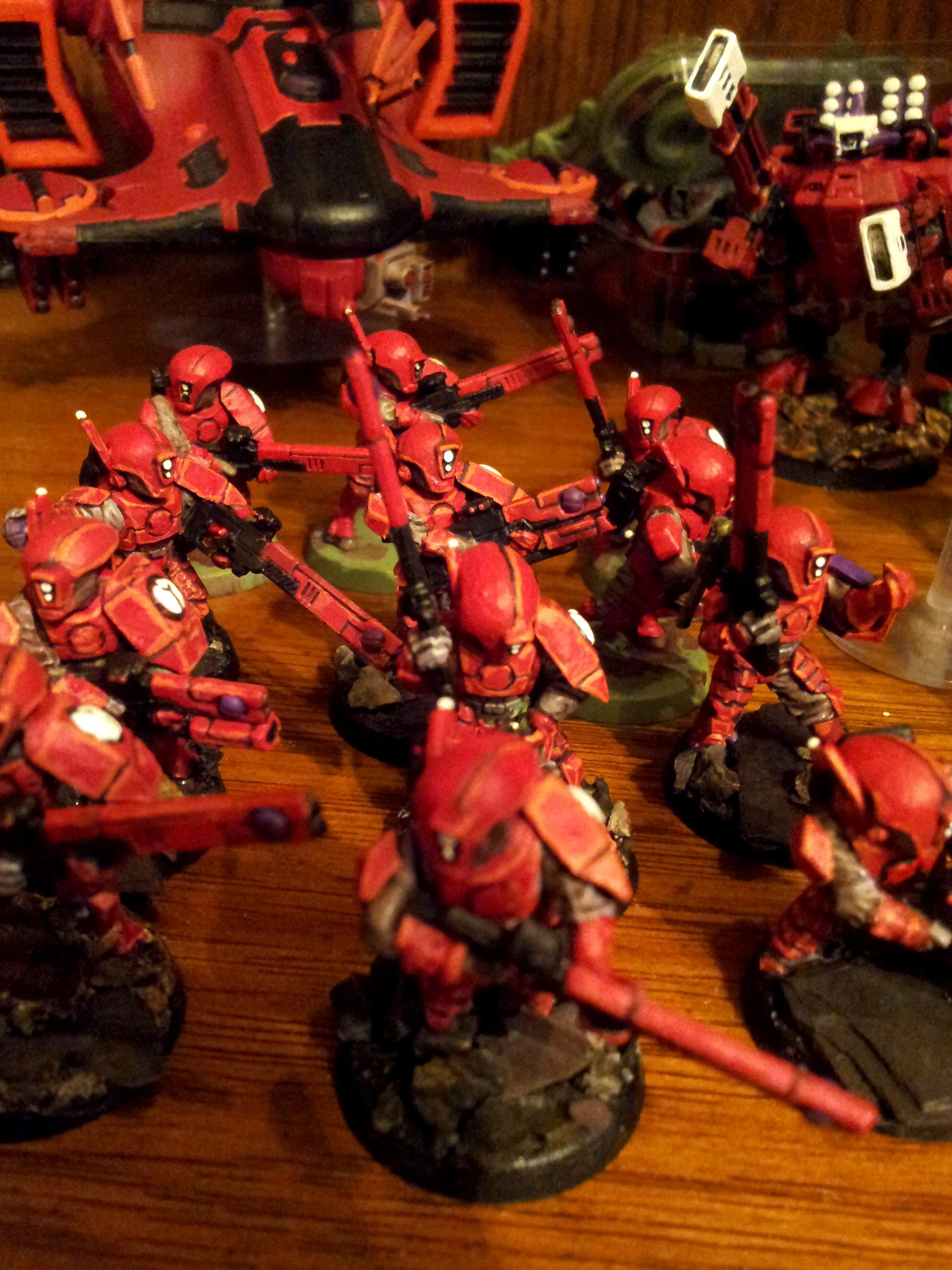 Fire Warriors, Tau, Fire Warriors