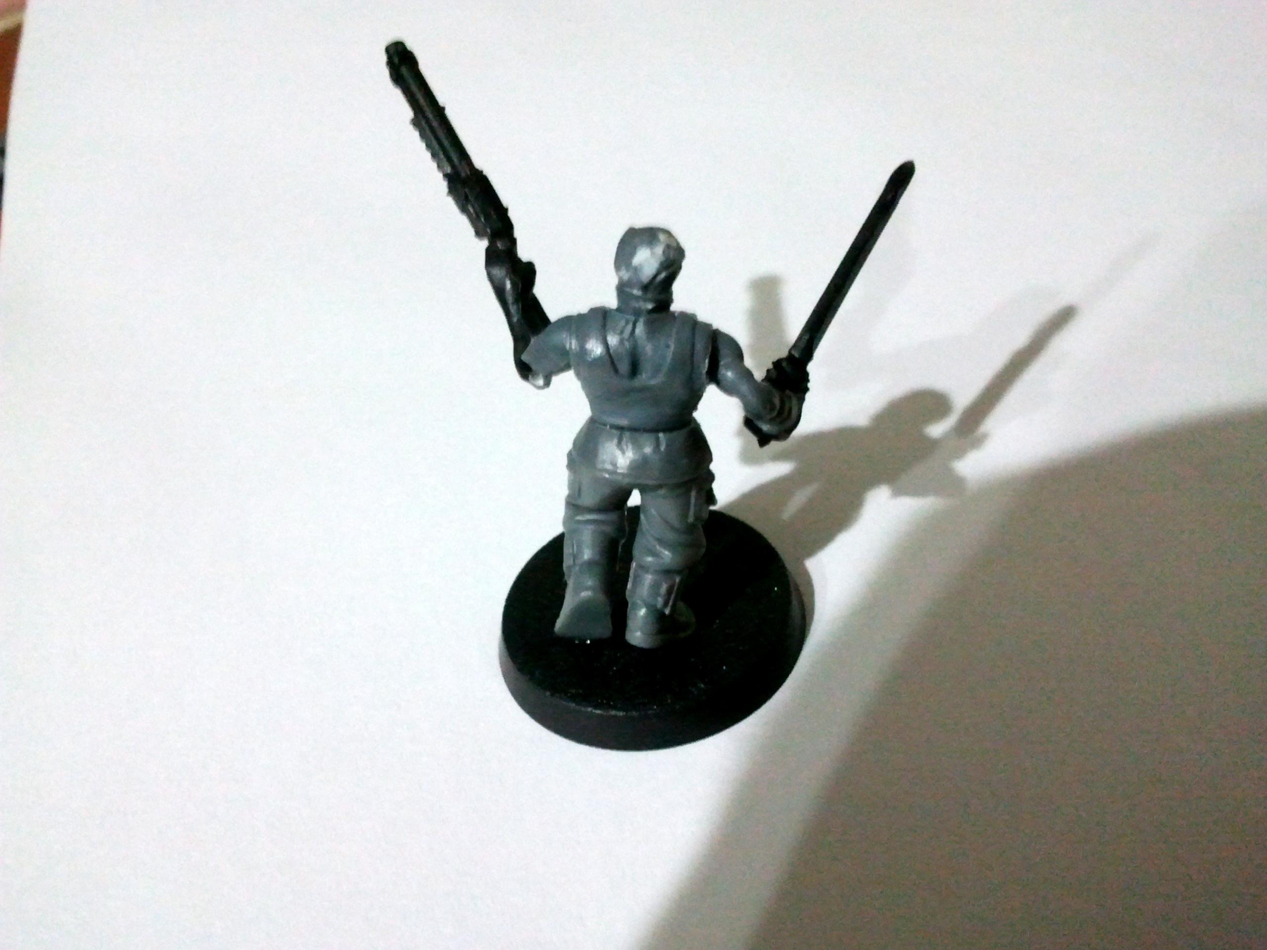 Guard, Imperial, Necromunda