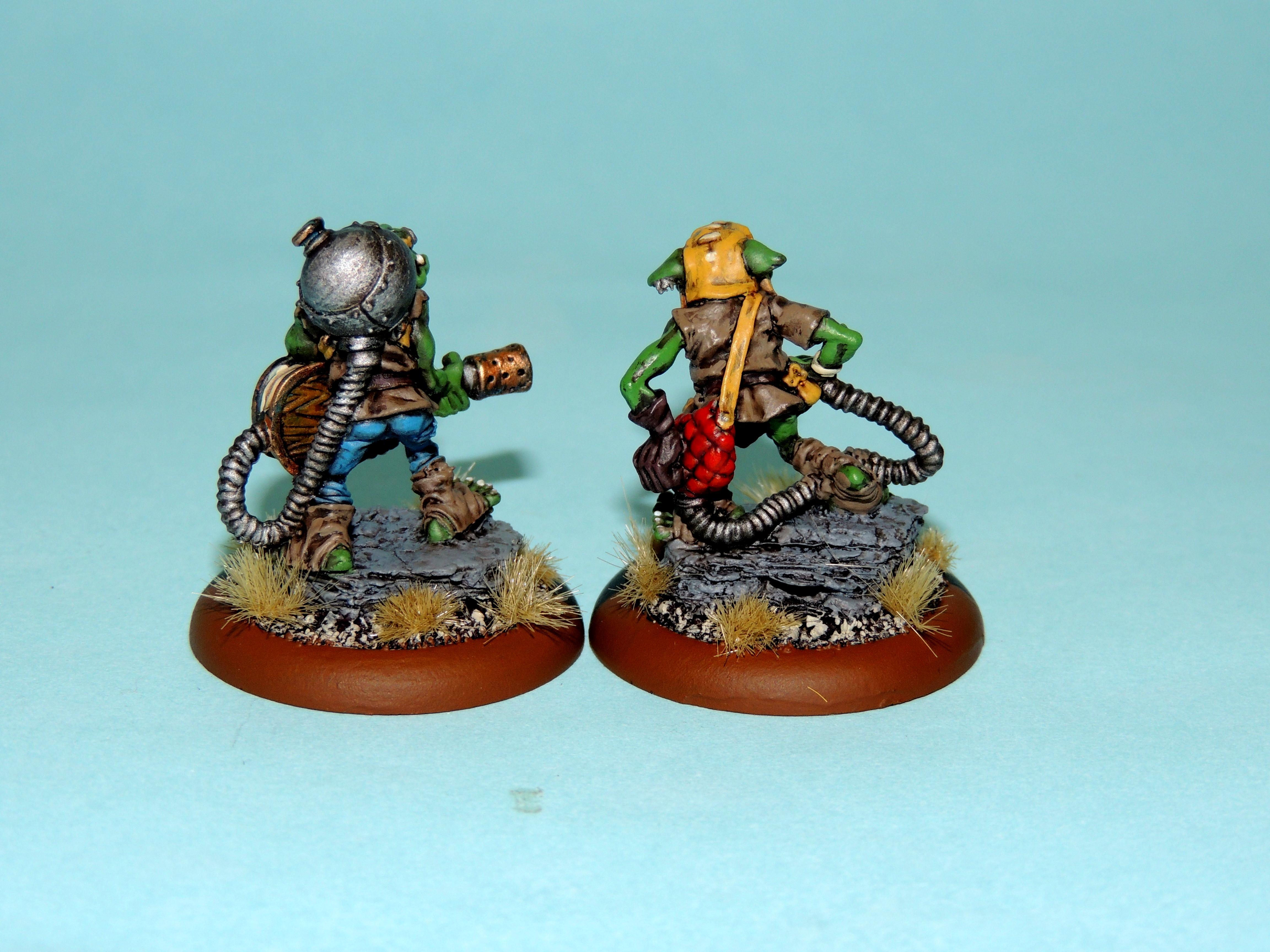 Swamp Gobbers