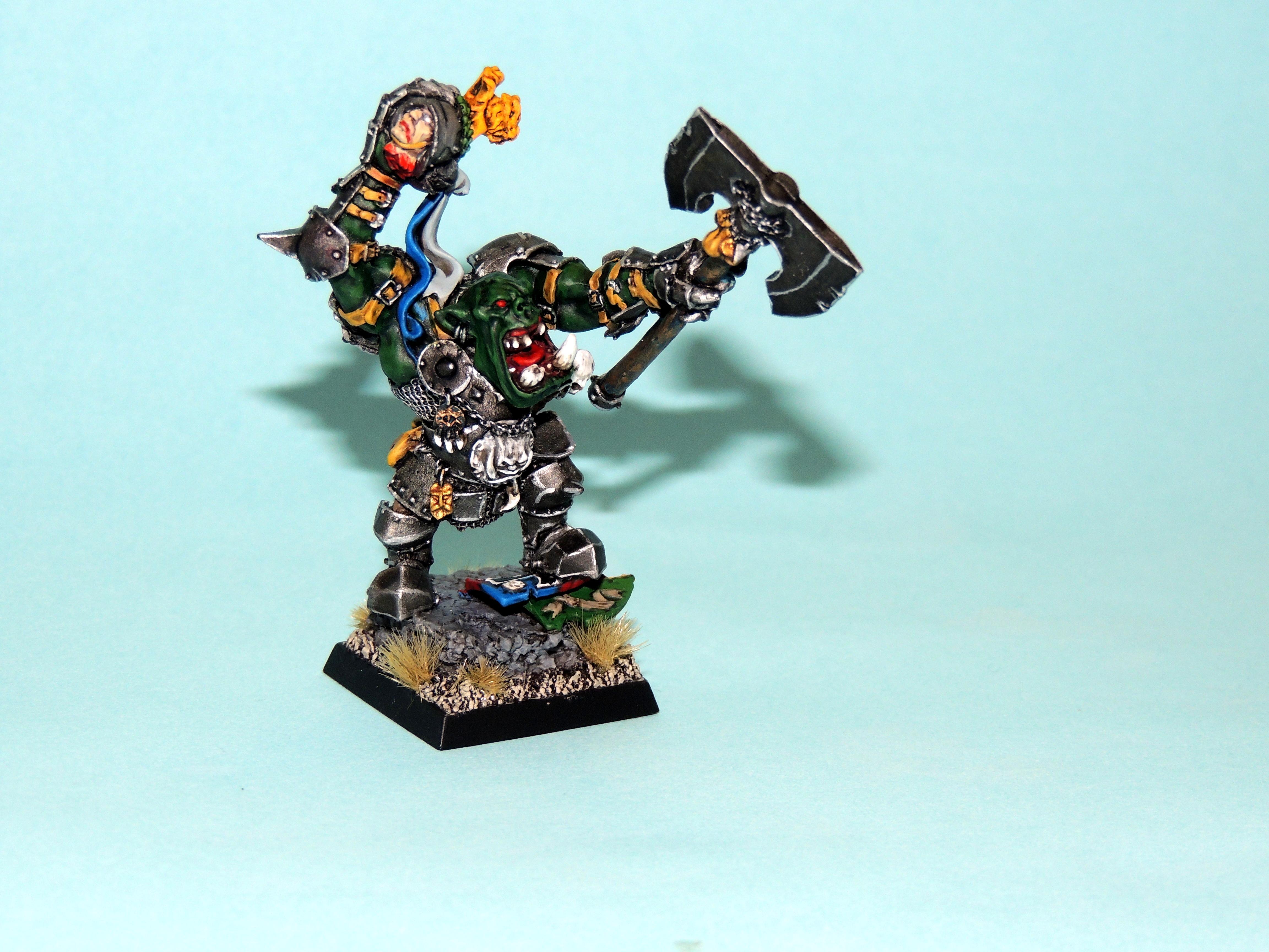 Black Orc, Orcs, Grimgor Ironhide