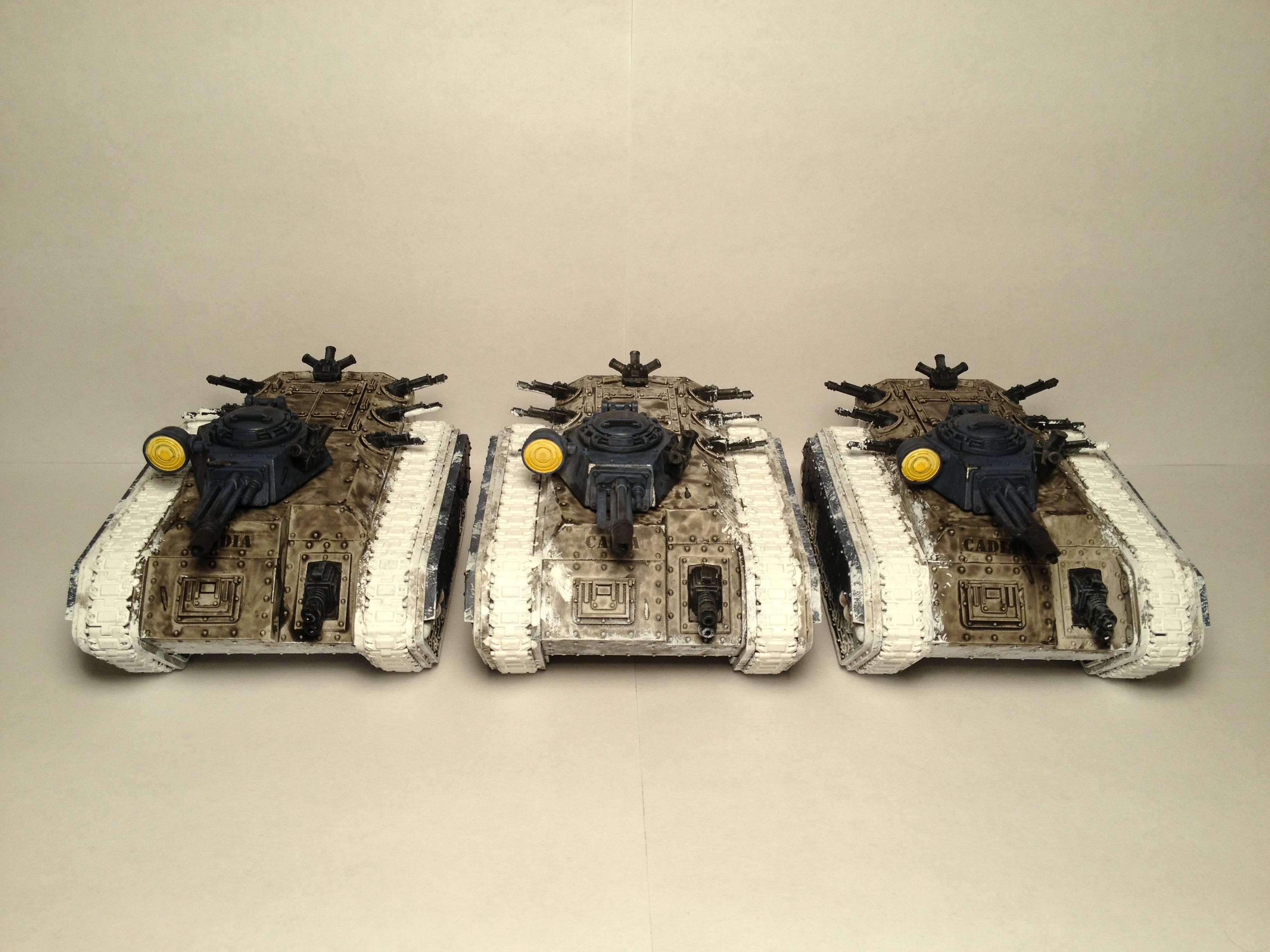 Imperial Guard, Imperial Guard Chimeras