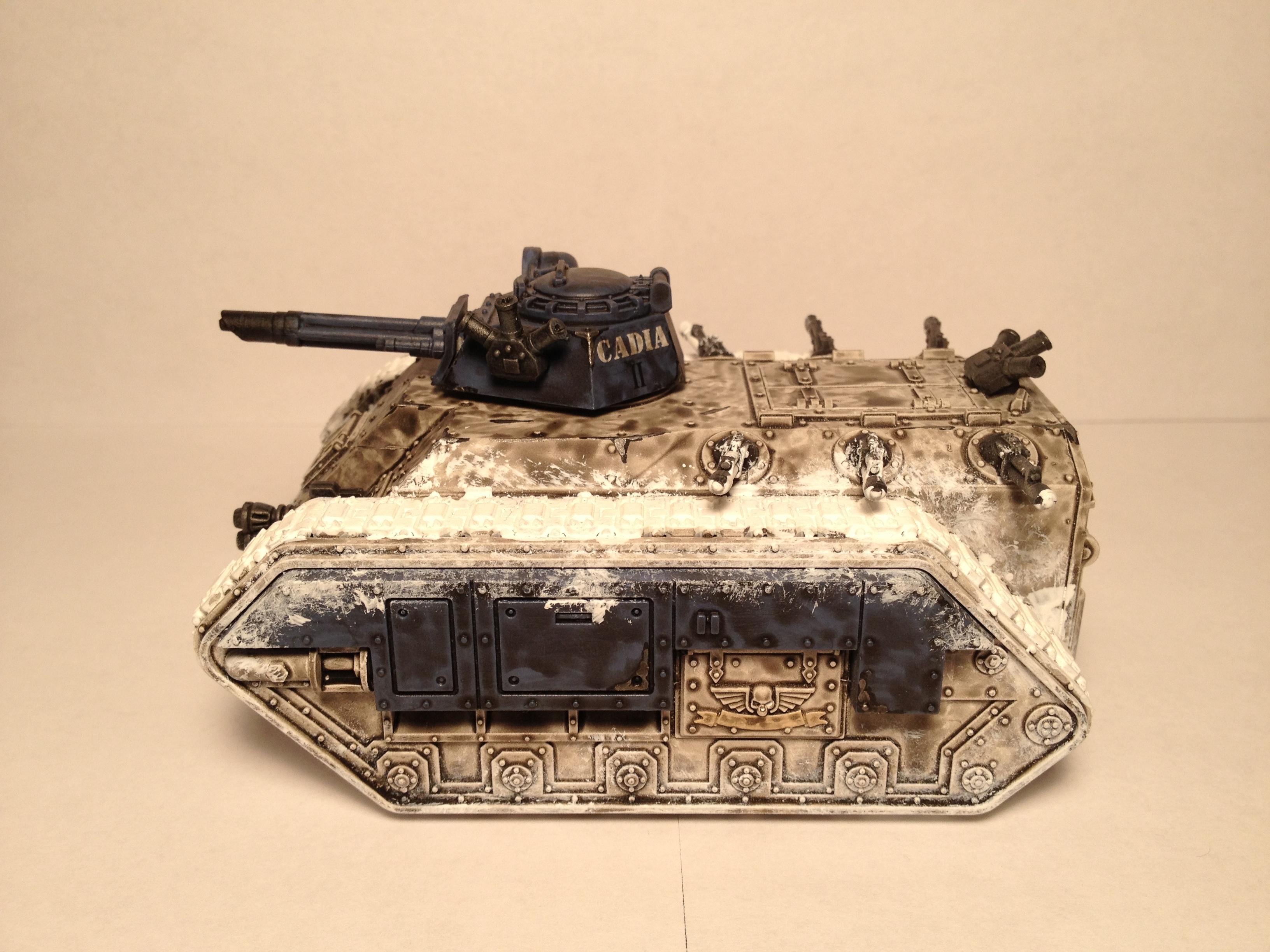 Imperial Guard, Imperial Guard Chimera