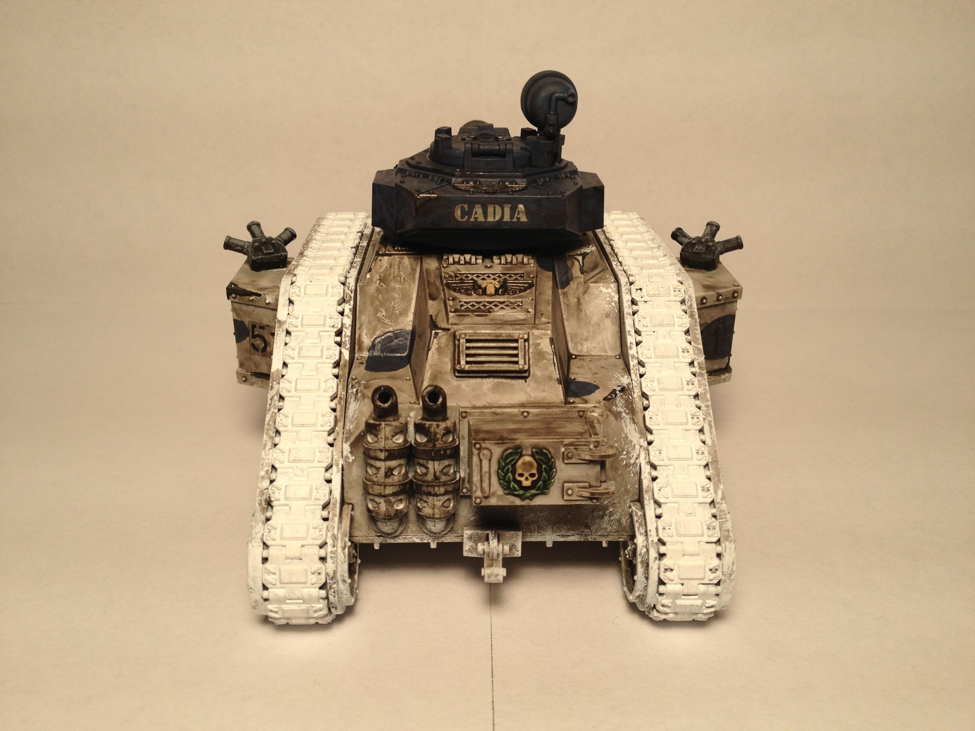 Imperial Guard, Imperial Guard Leman Russ