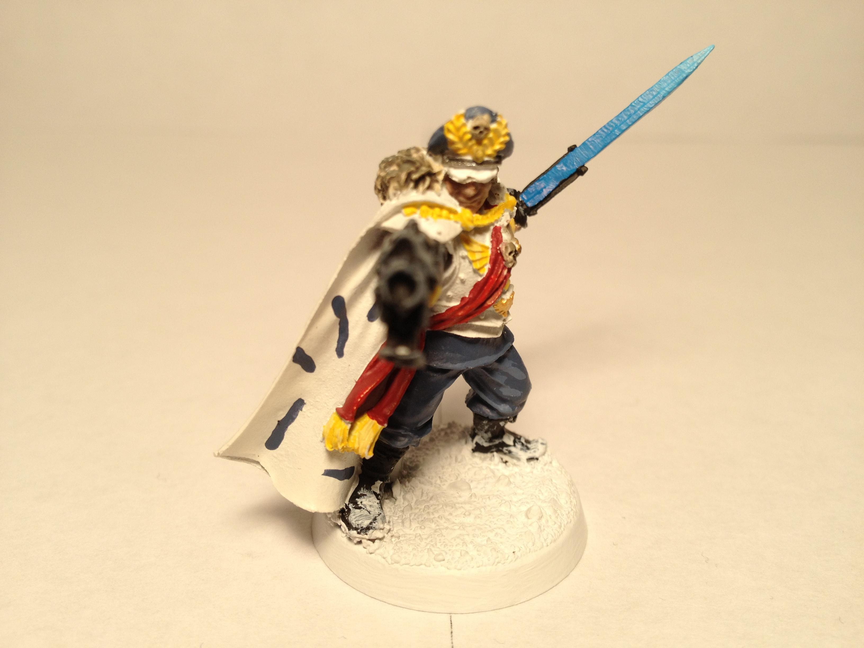 Imperial Guard, Imperial Guard Lord Commissar