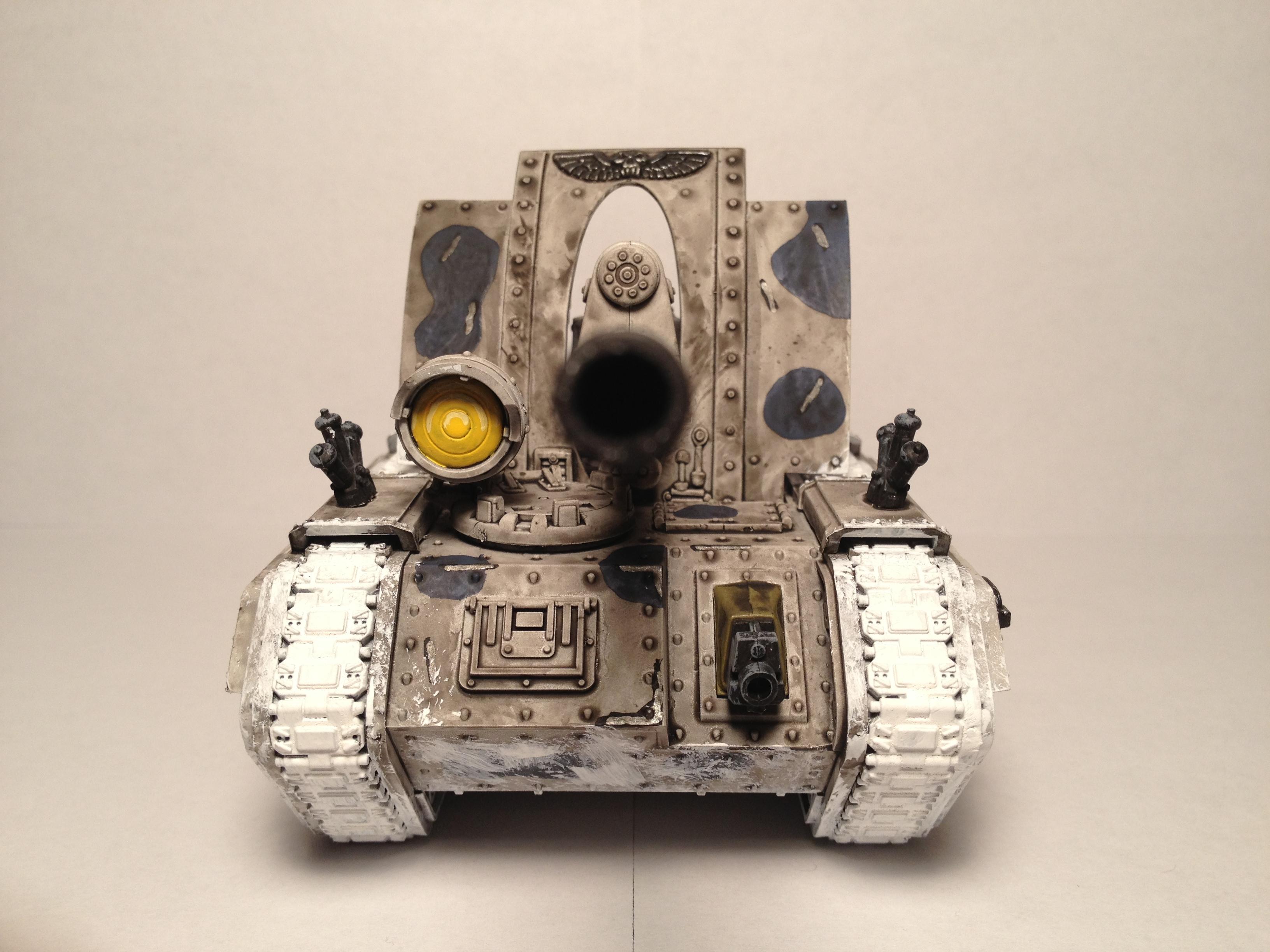 Imperial Guard, Imperial Guard Basilisk
