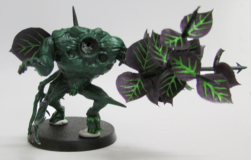 Chaos Spawn, Spawn, Warhammer 40,000