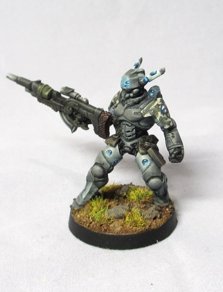 Infinity, Orc Trooper, Panoceania