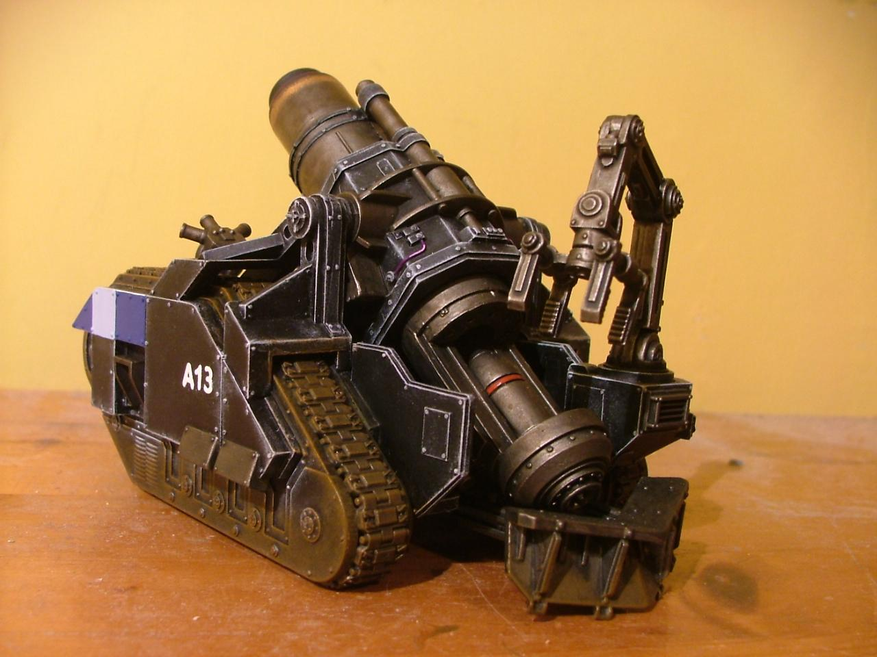 Bombard, Imperial Guard, Warhammer 40,000