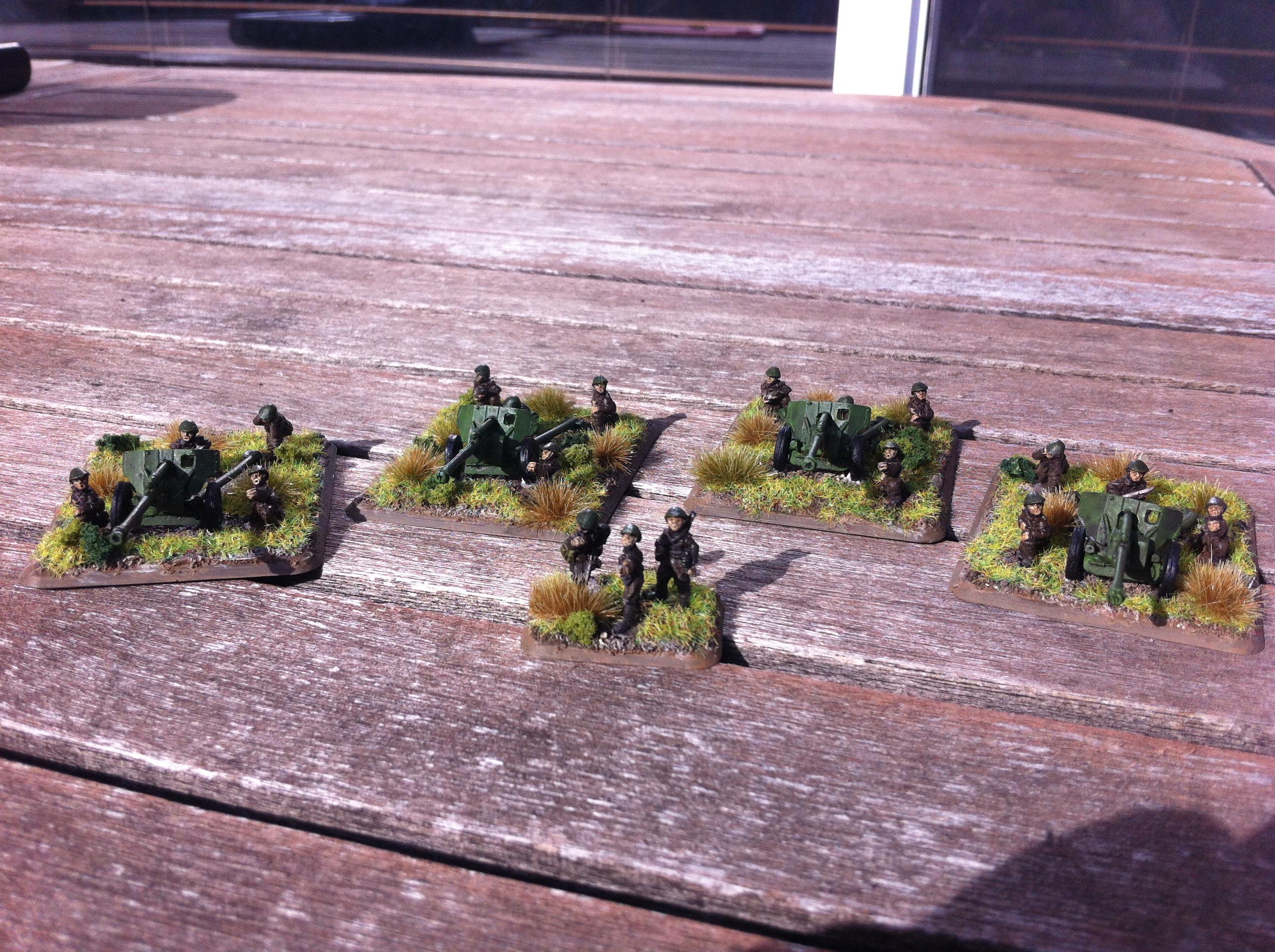 TAC 43 AT Gun Platoon