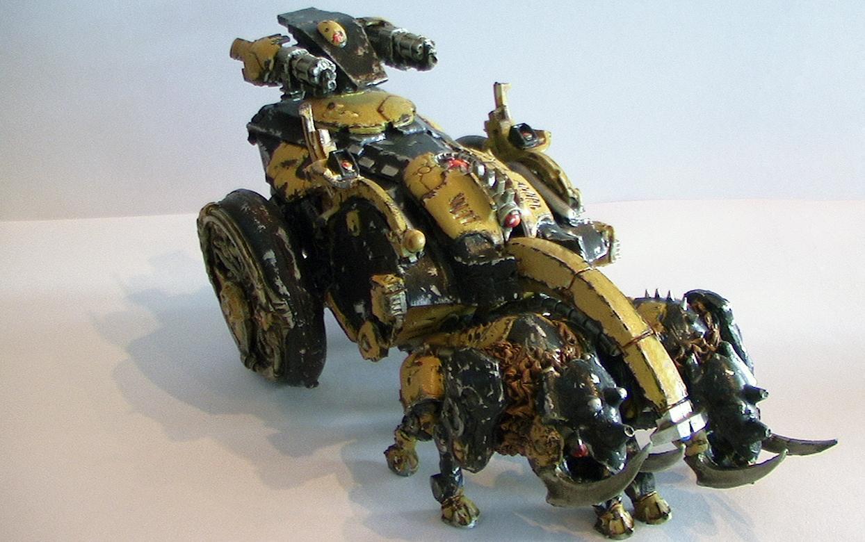 Beastmen, Chariot, Gor, Razor, Razorback, Space, Space Marines, Warhammer 40,000, Warhammer Fantasy, Wolves