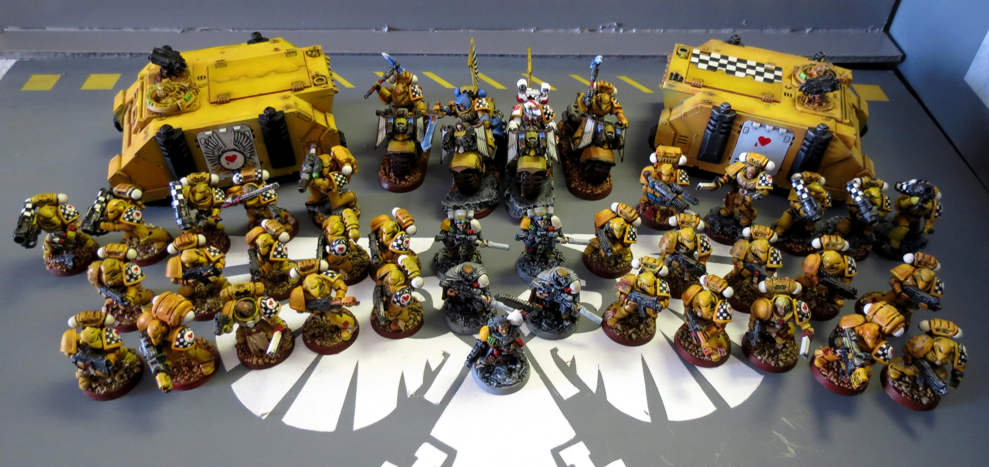 2013, Adepticon, Lamenters, Space Marines, Warhammer 40,000