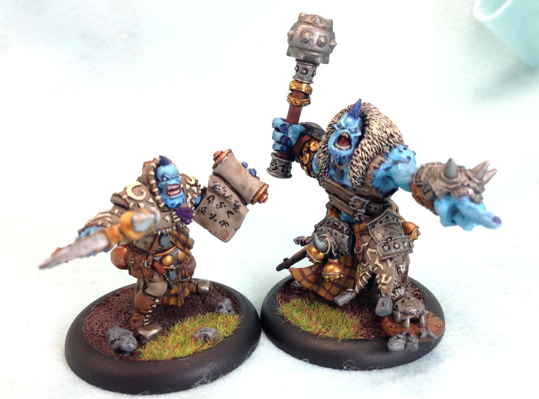 Hordes, Trollbloods, Trollkin