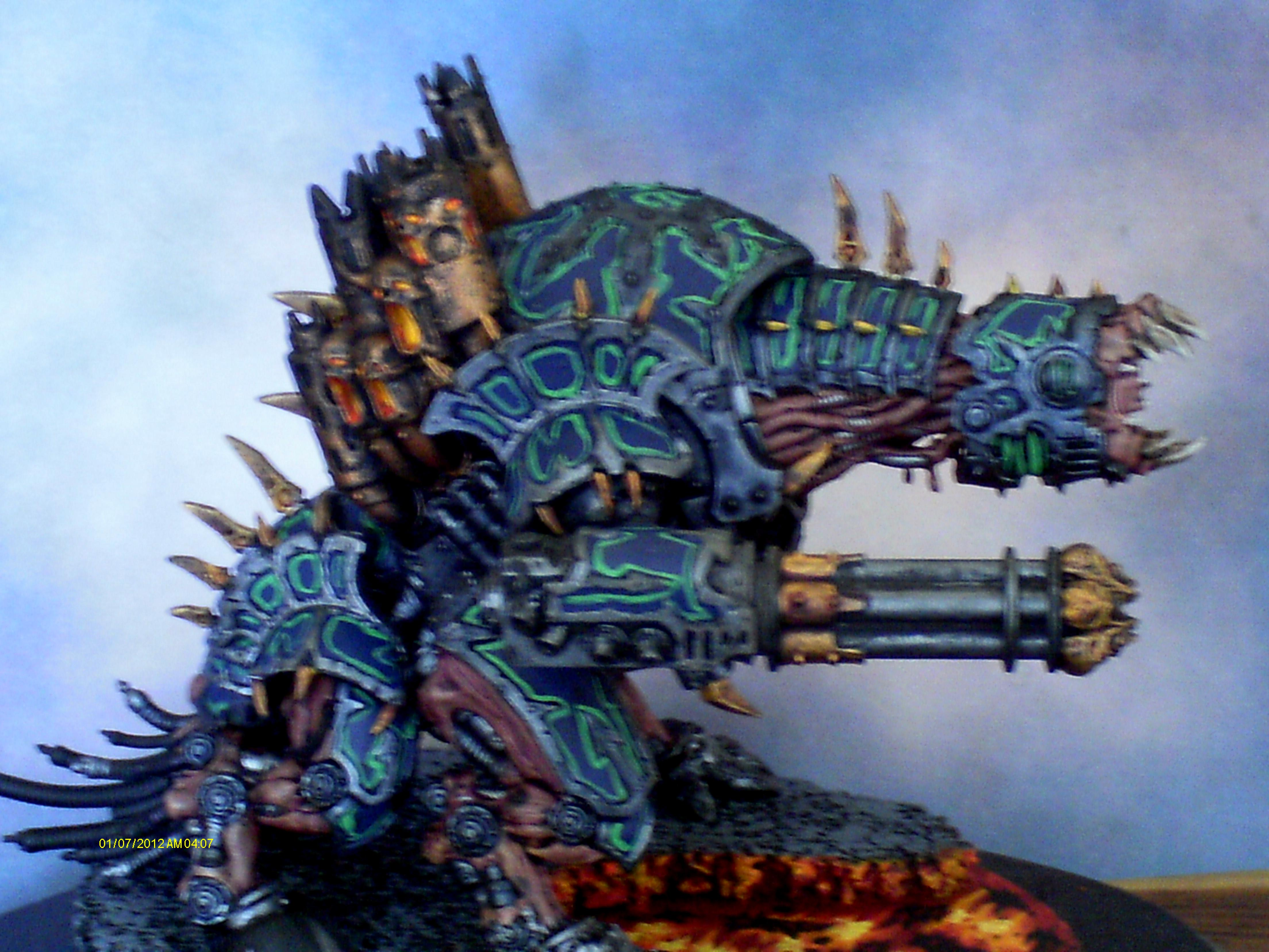 Chaos Forgefiend