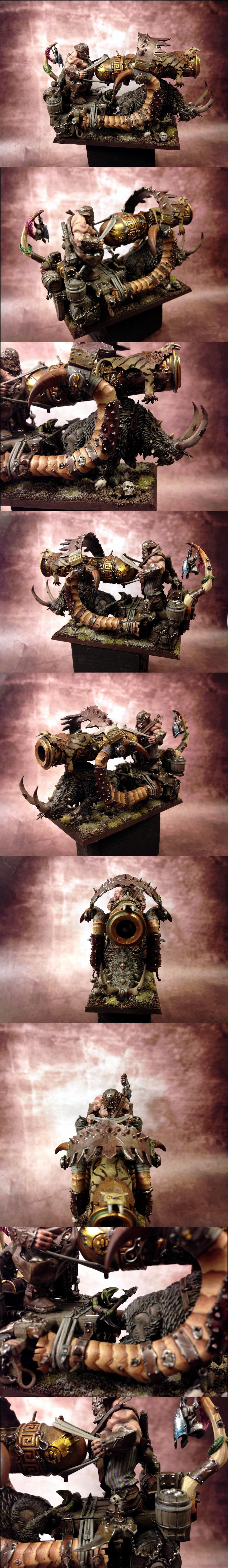 Aosol, Iron Blaster, Ogre Kingdoms, Ogres, Warhammer Fantasy