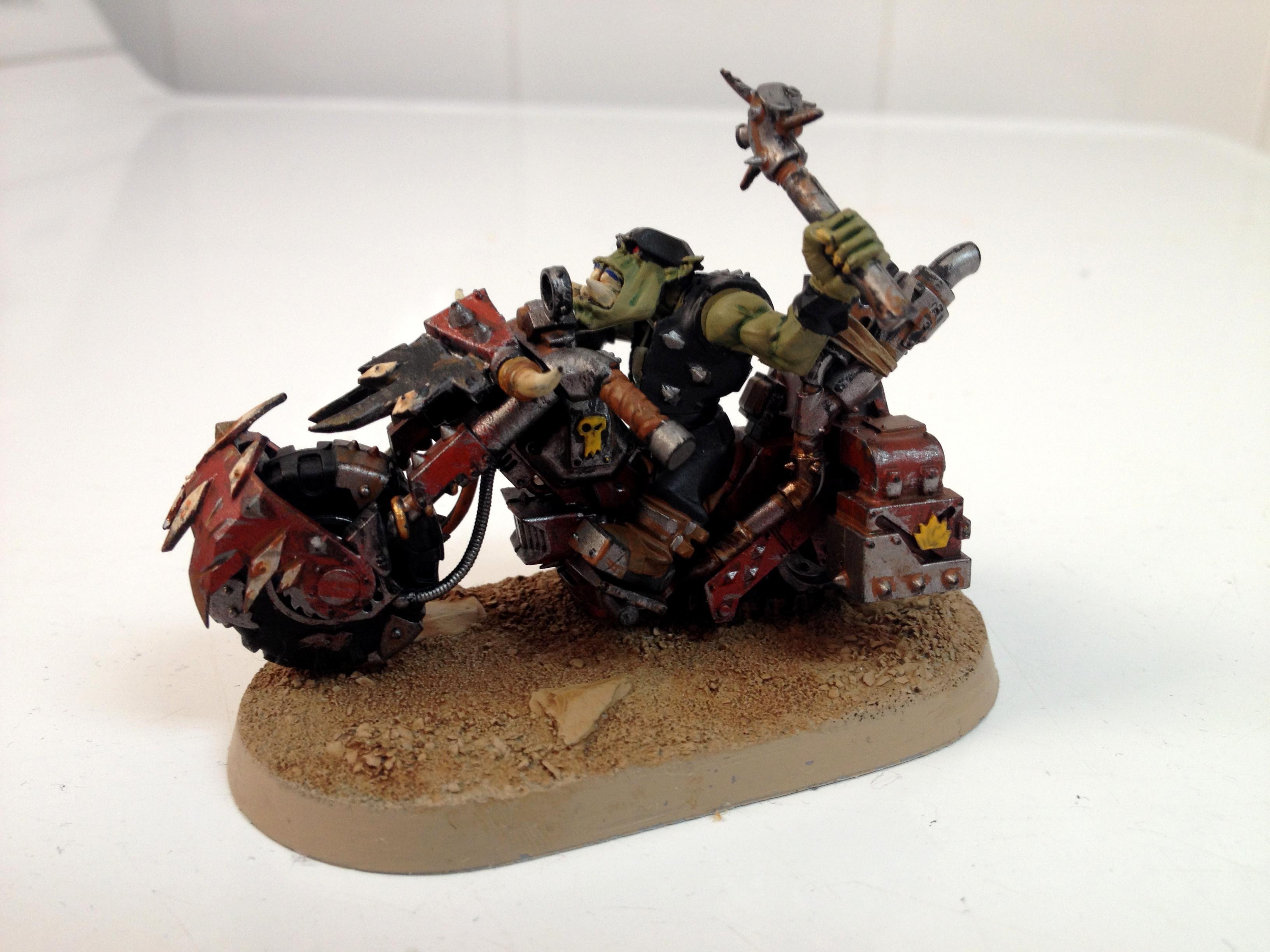 Bike, Biker Boyz, Orks
