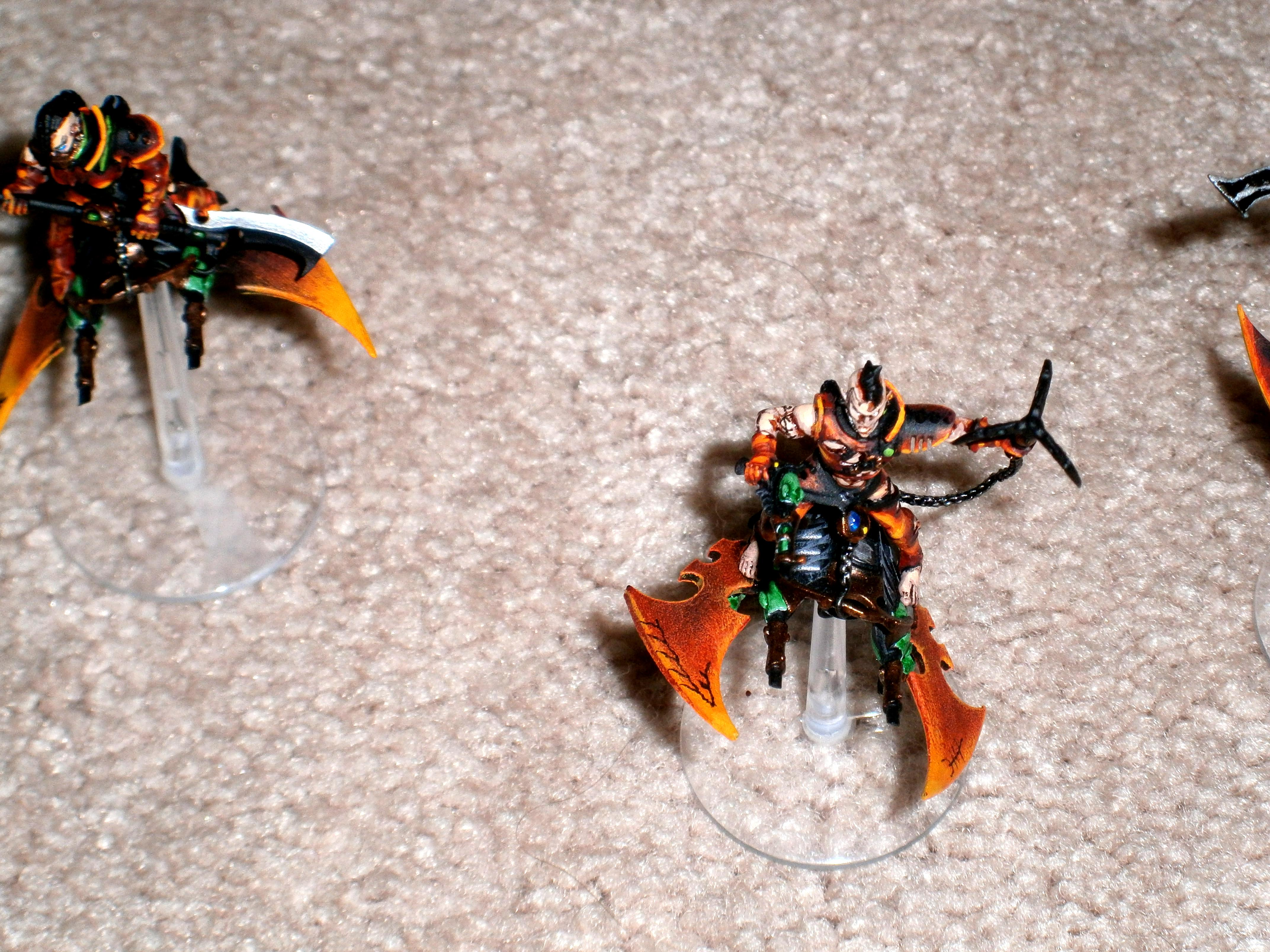 Dark Eldar, Fire