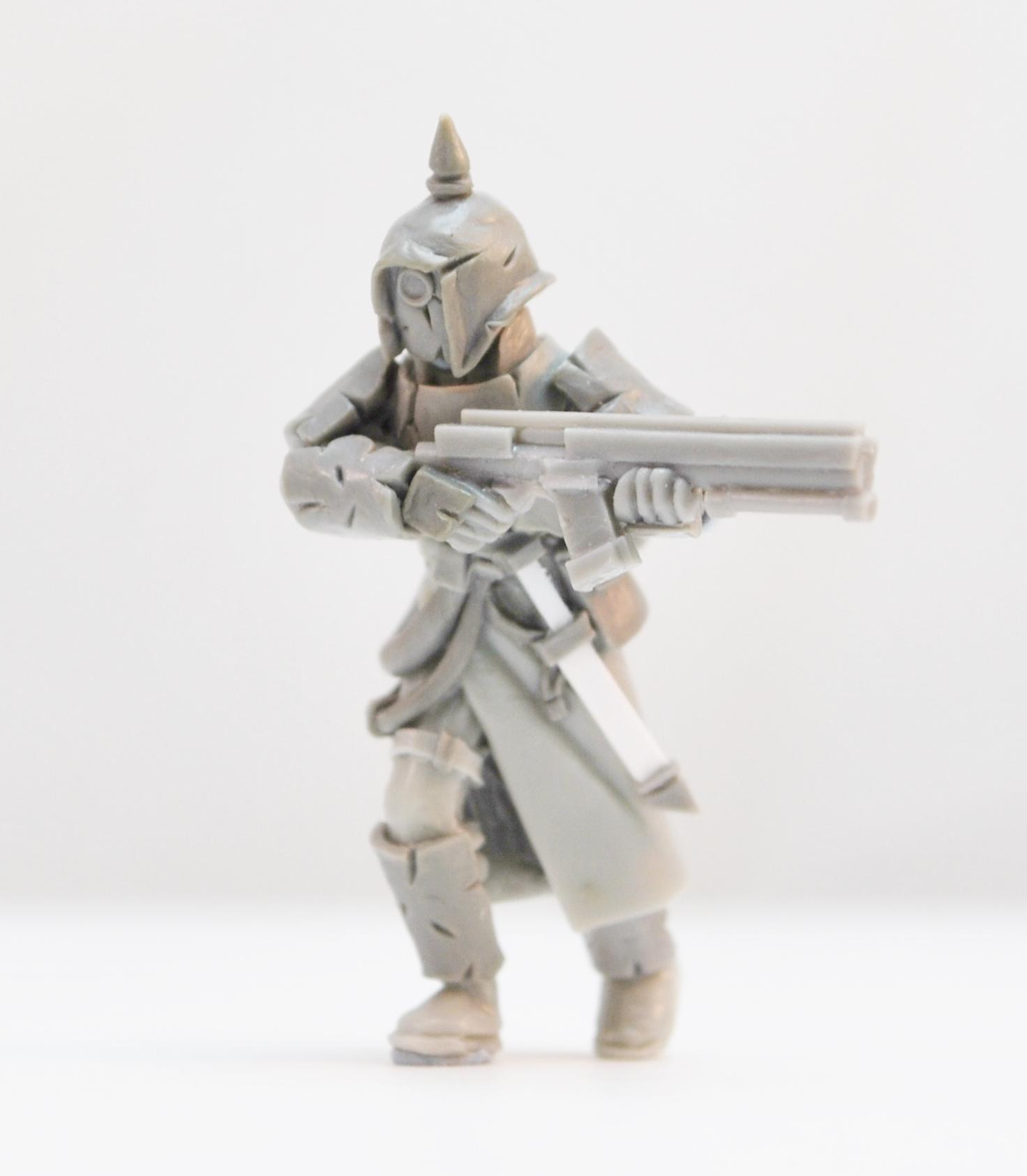 Miniatures Of The North, Tox Troopers