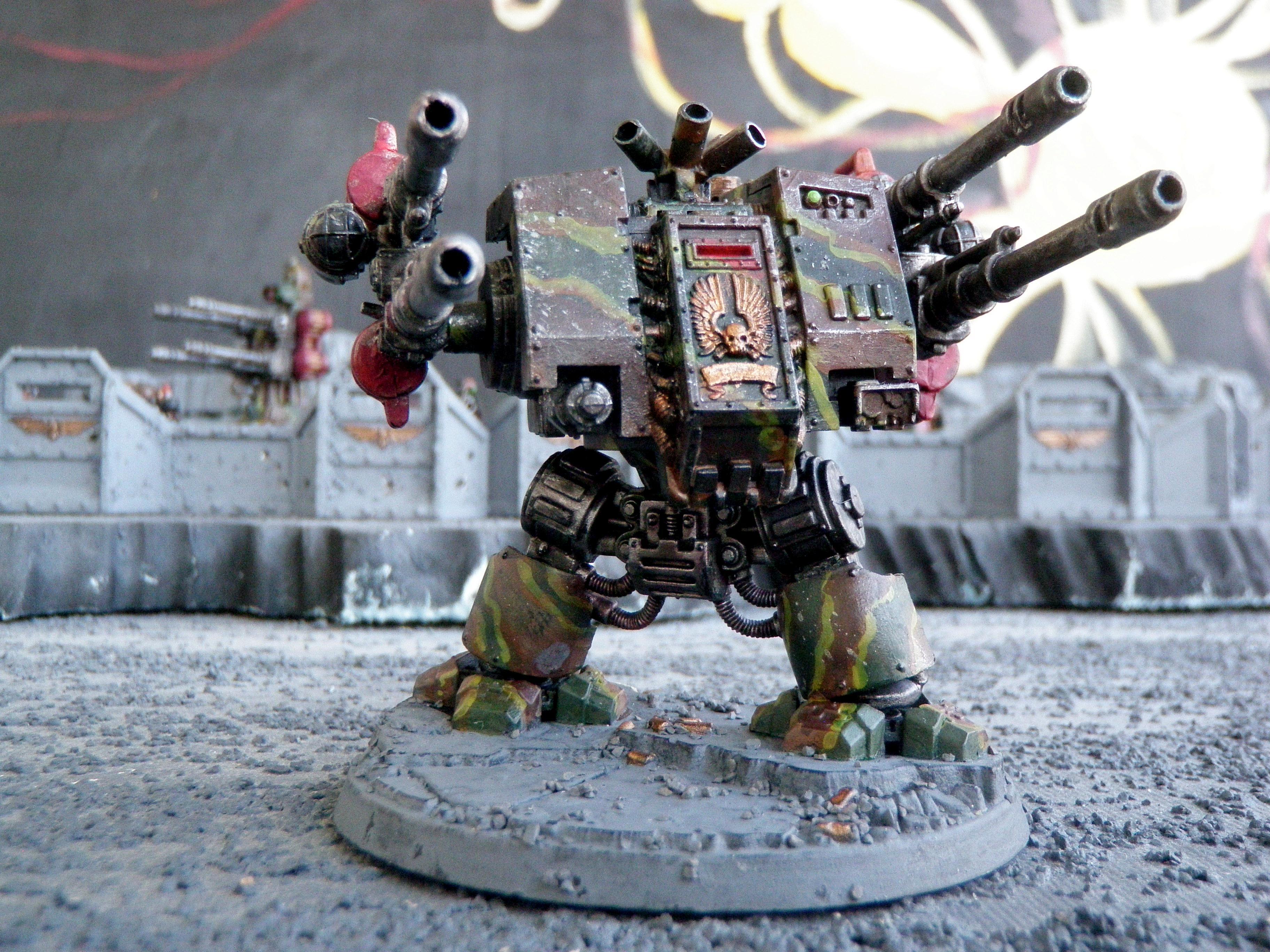 Dark Angels, Rifleman Dreadnought