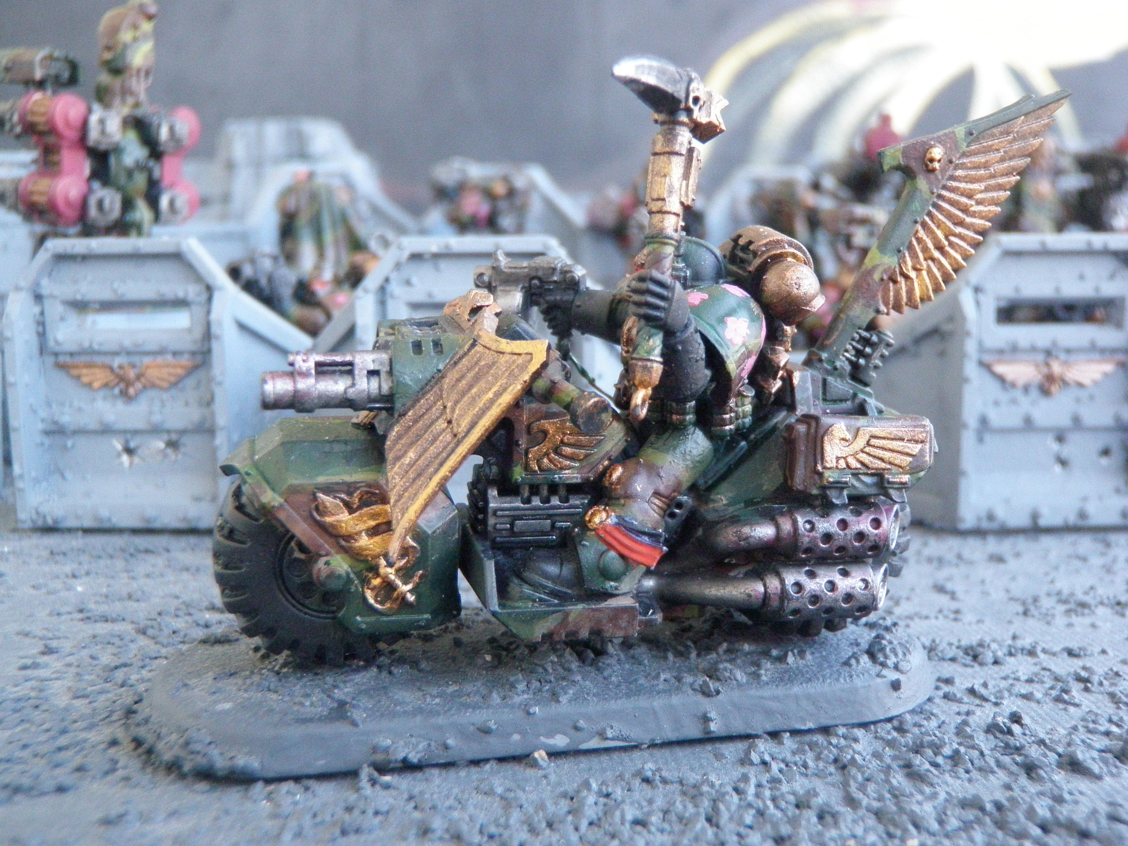 Grenadier, Ravenwing Command Squad