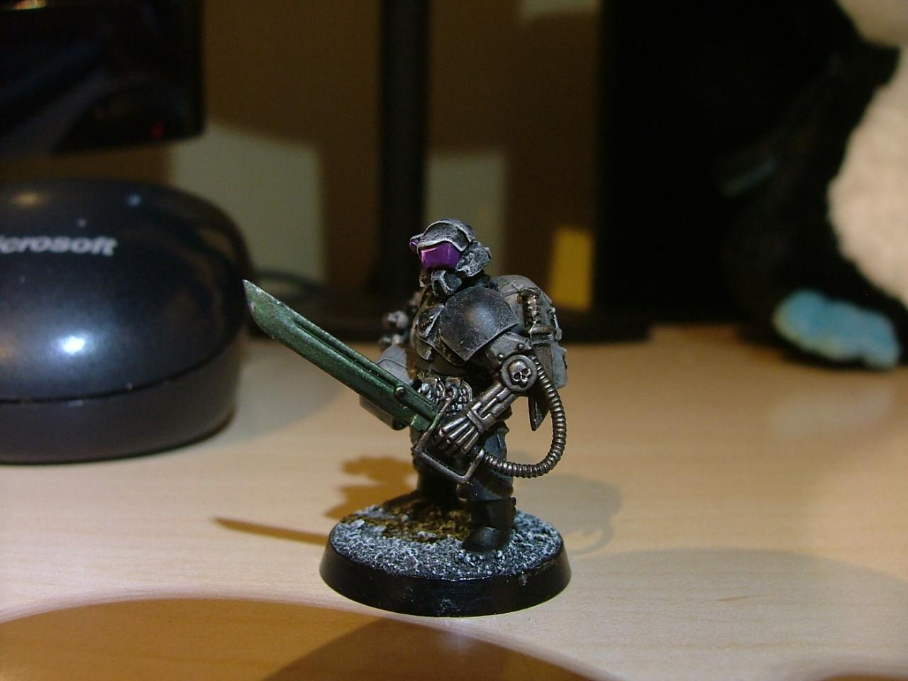 Conversion, Counts As, Imperial Guard, Kitbash, Marbo