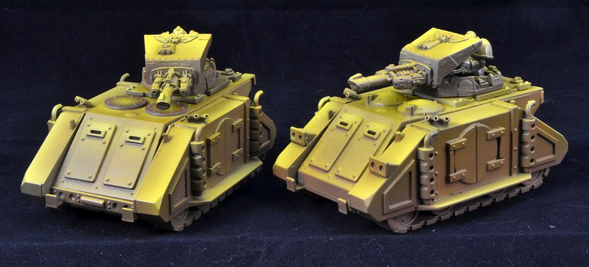 Fire Hawks, Mk-1, Razorback, Space Marines, Warhammer 40,000