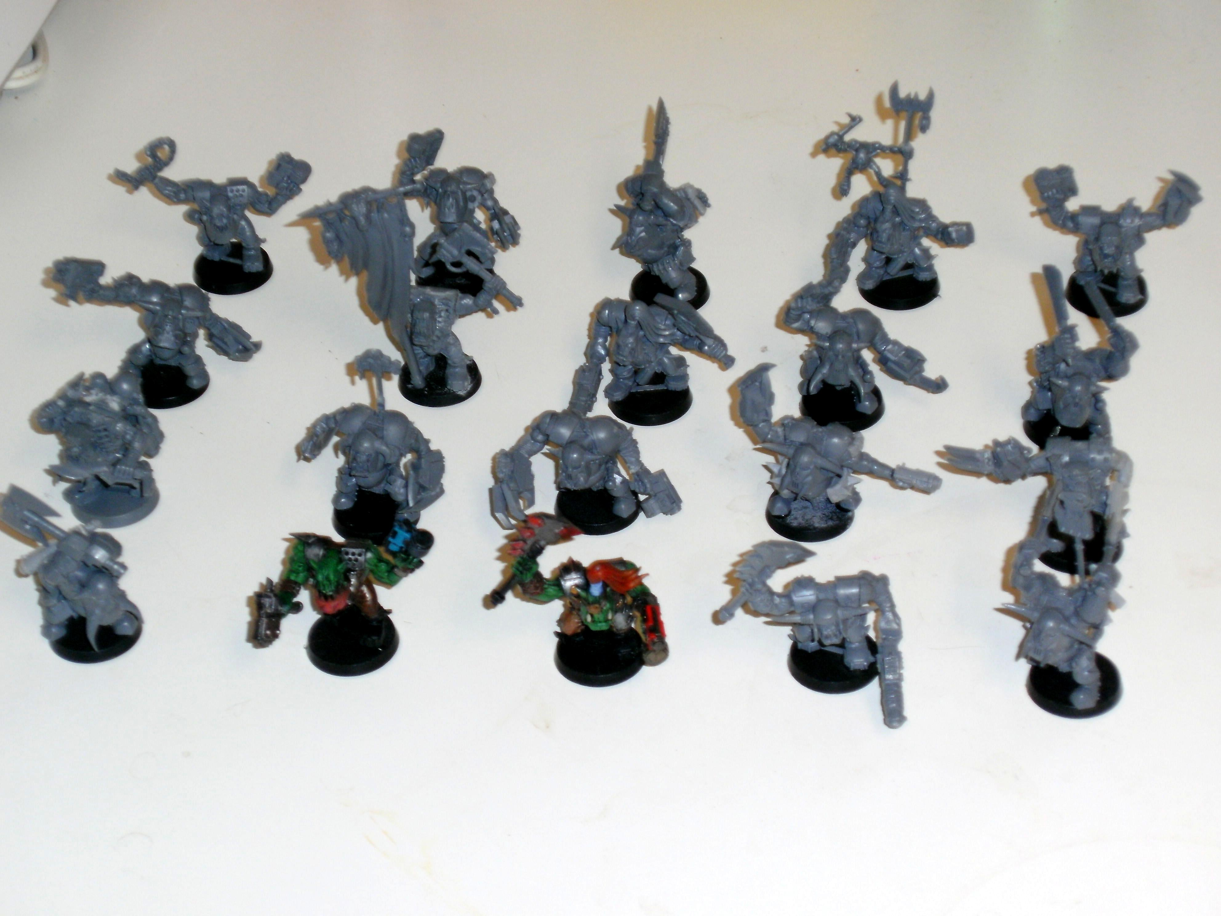 Orks, Sell, Trade, Warhammer 40,000, Warhammer Fantasy
