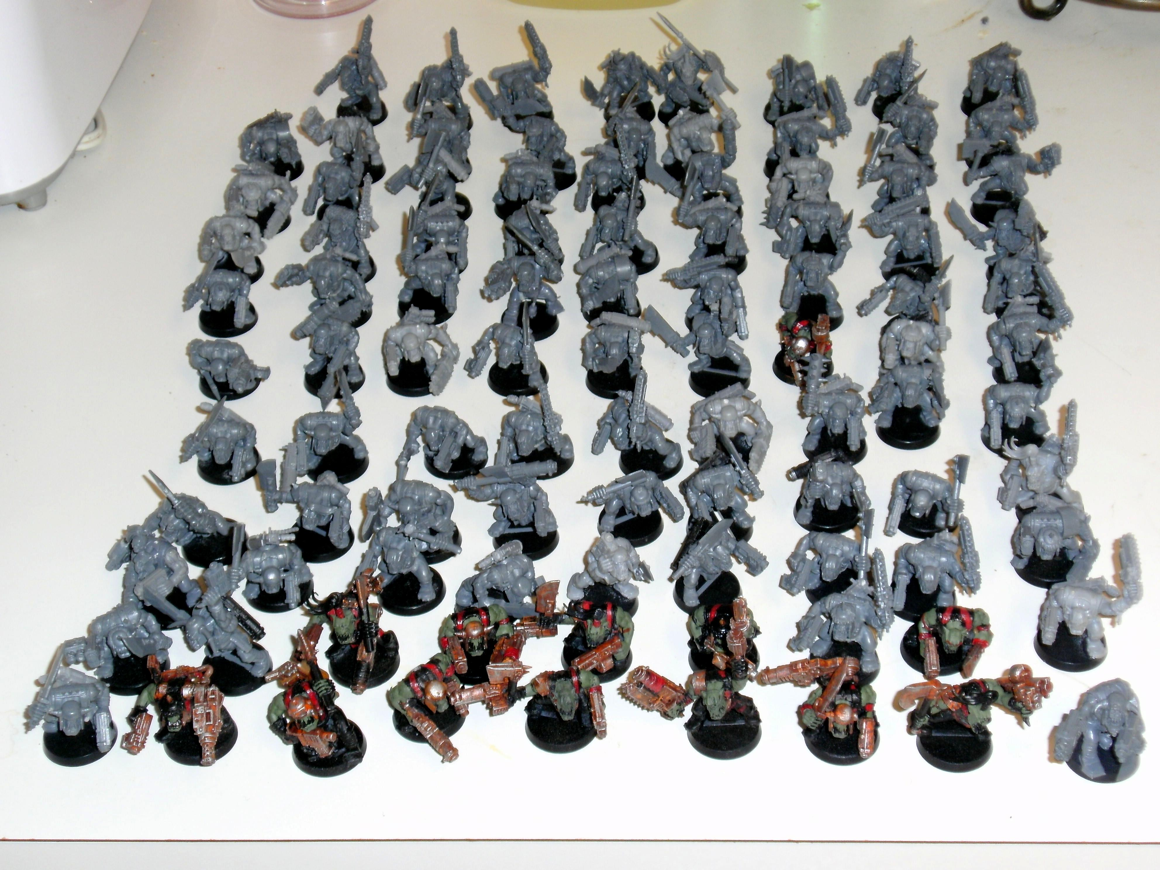 Orks, Sell, Trade, Warhammer 40,000, Warhammer Fantasy