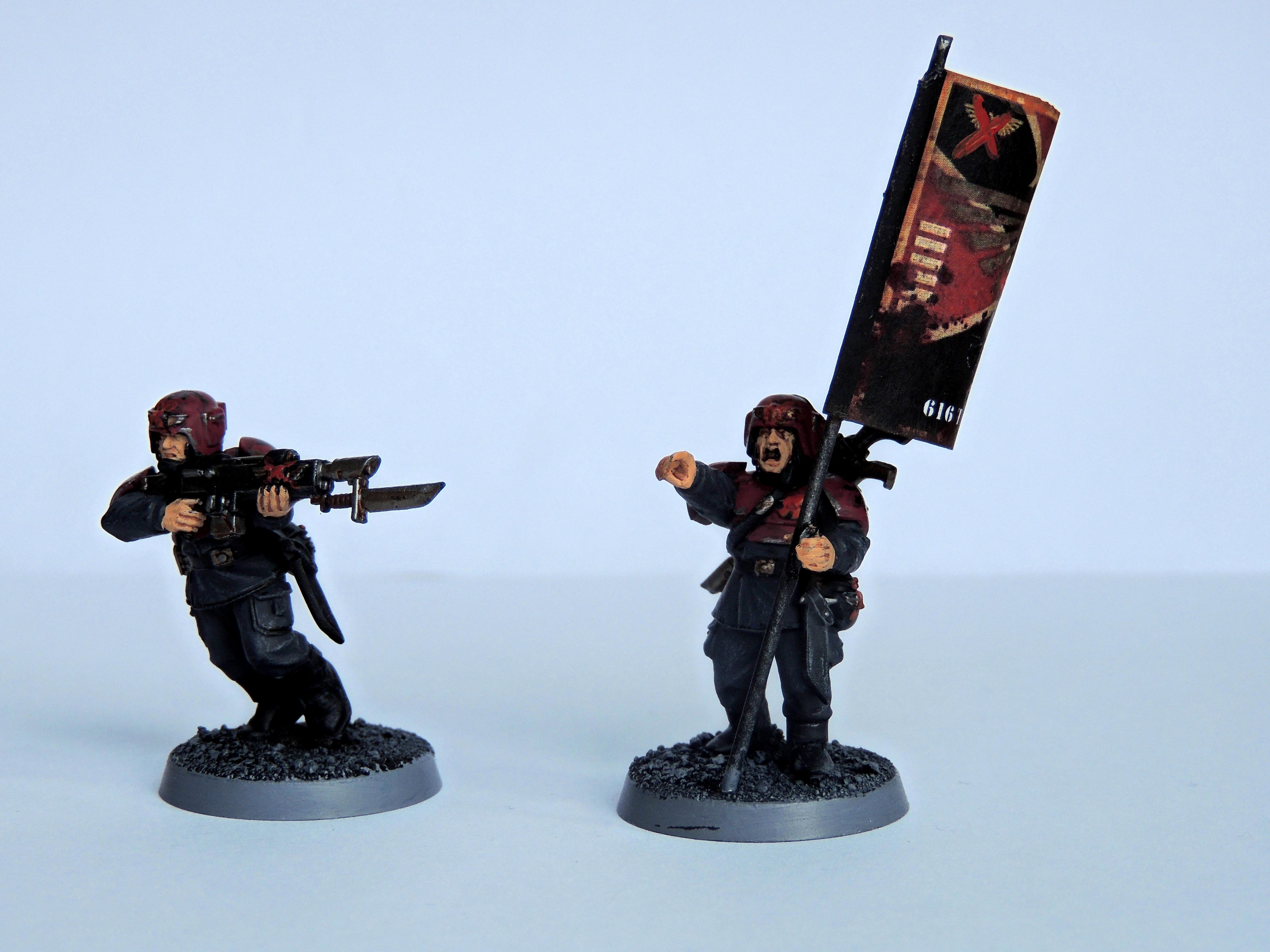 Guardsmen Renegates, Guardsmen
