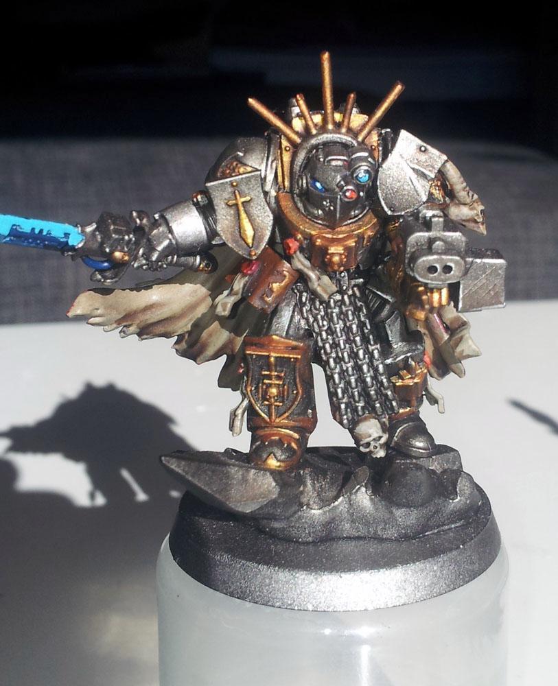 Bionics, Grand Master, Grey Knights