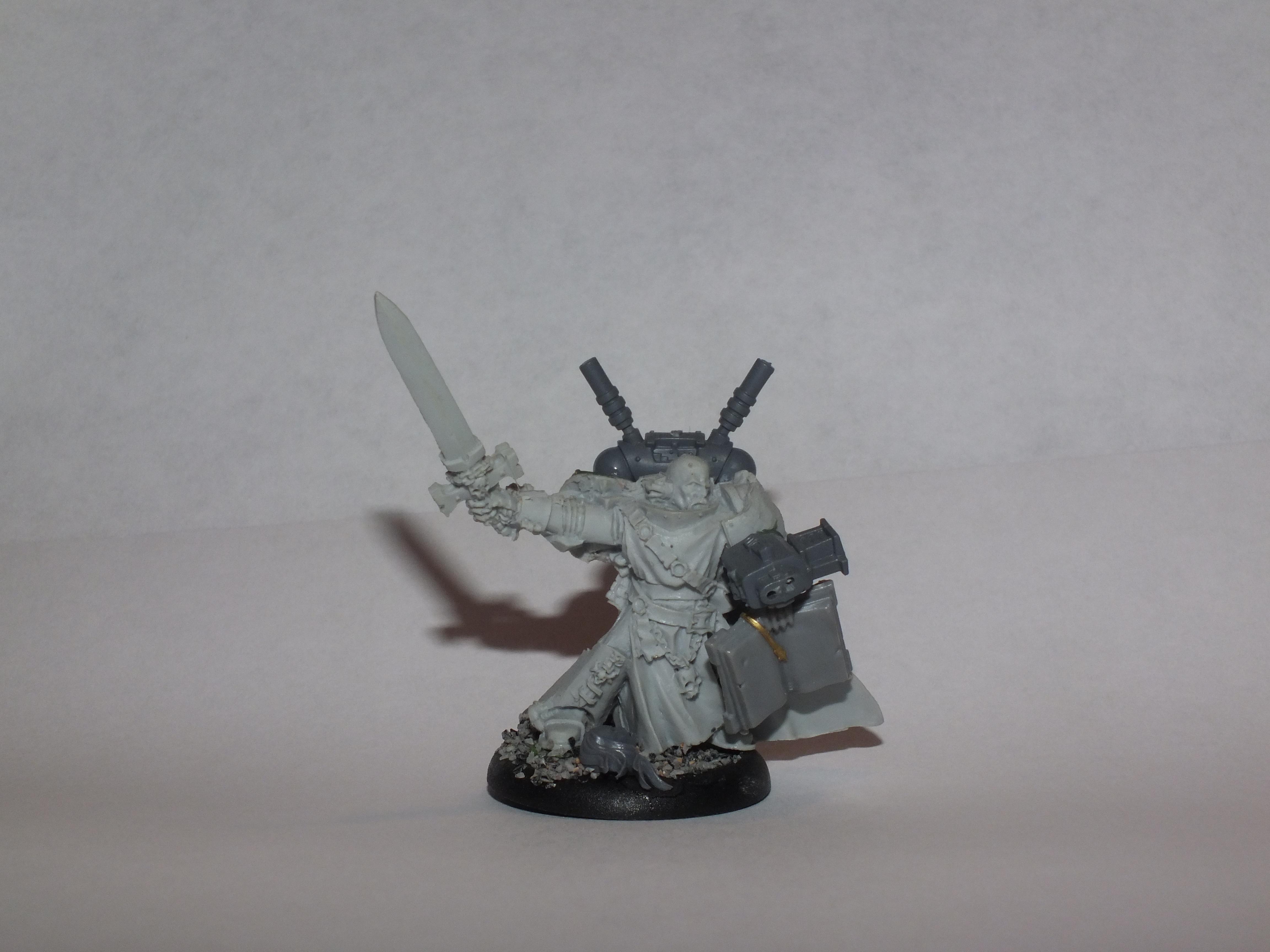 Brotherhoof Of The Sword, Grey Knights, Interceptor, Sword Brethren