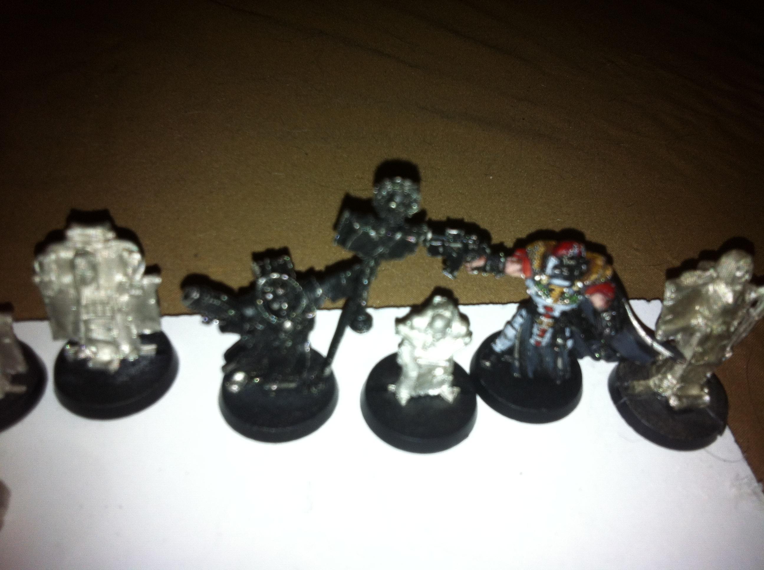 Inquisitorial Lot 4