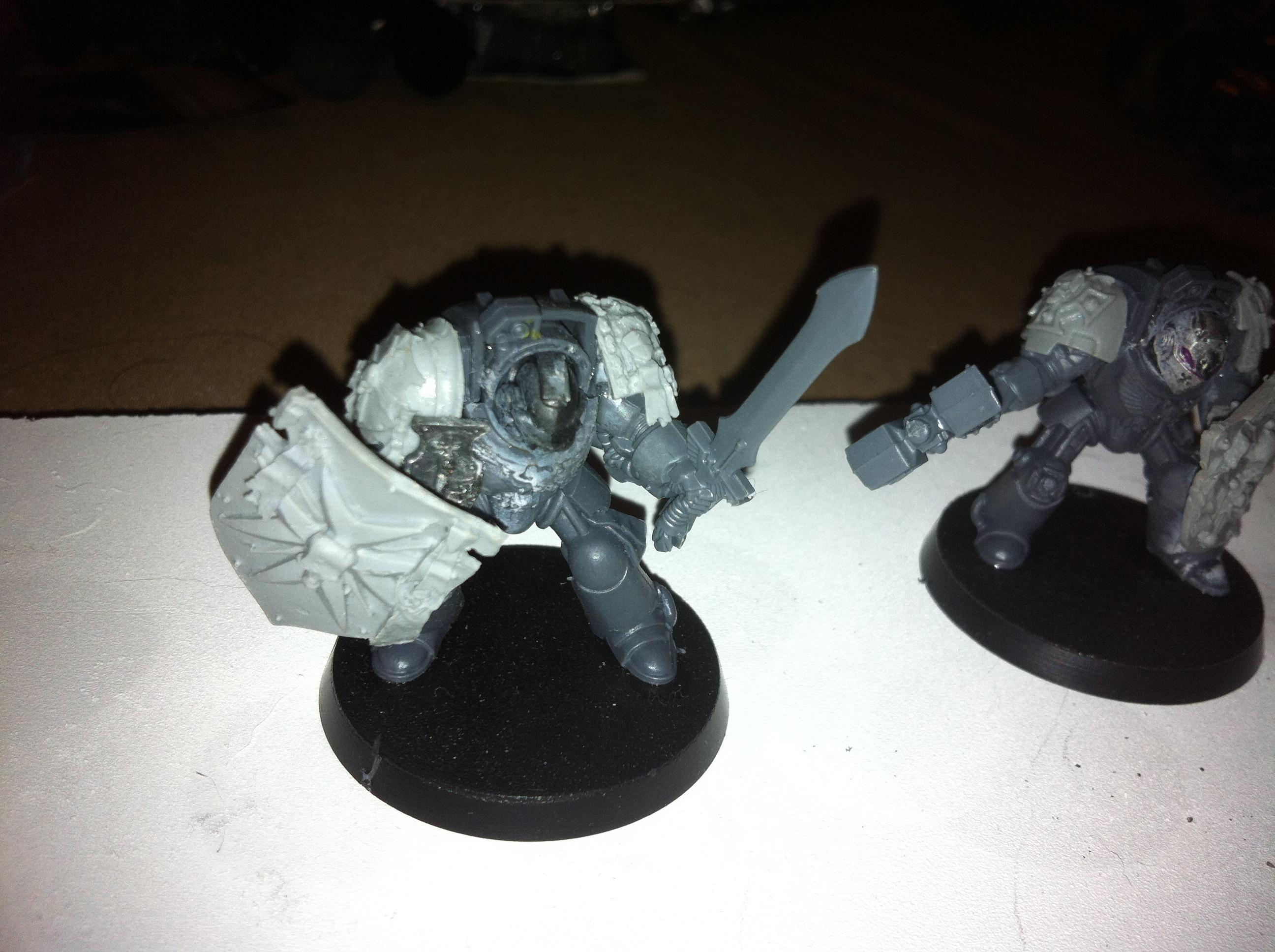 Black Templars Terminators 2