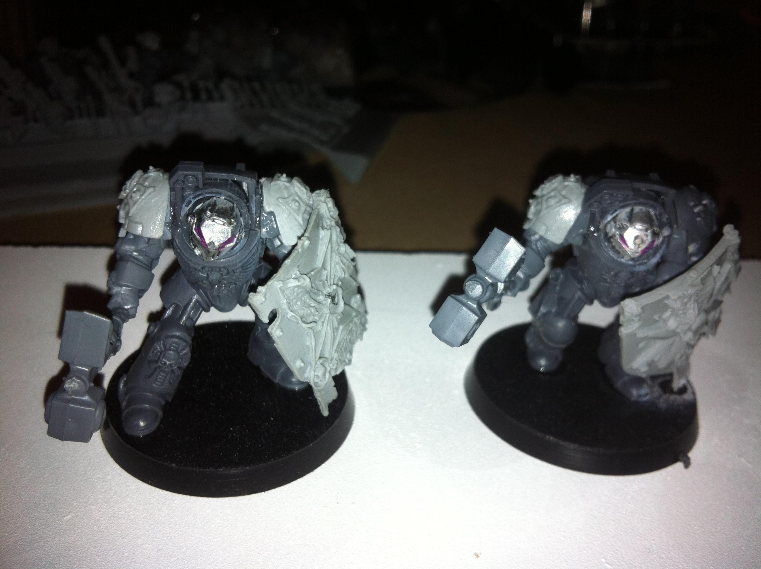 Black Templars Terminators 3
