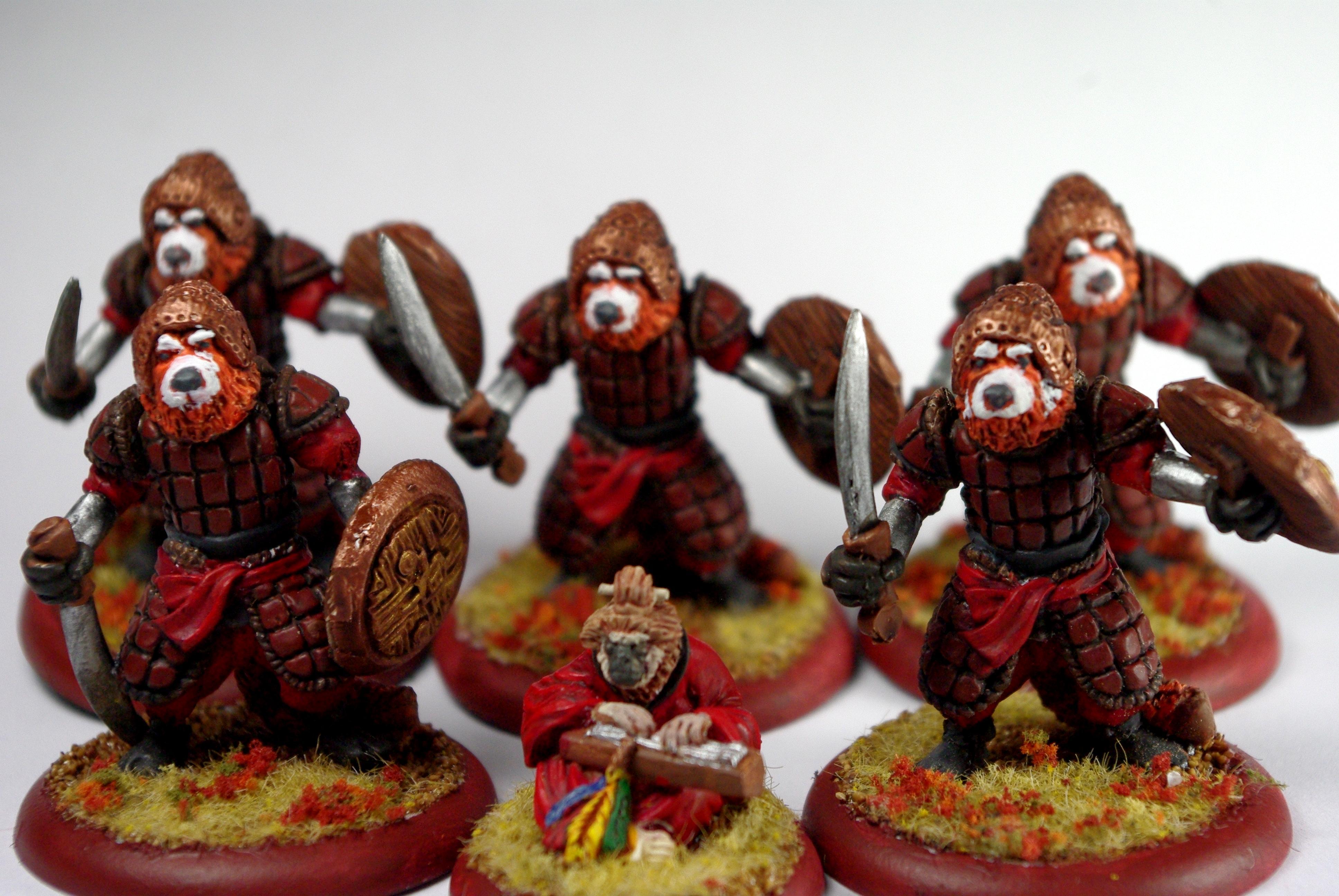 Brushfire, Chugoku, Panda, Red, Red Panda, Red Wu, Wu