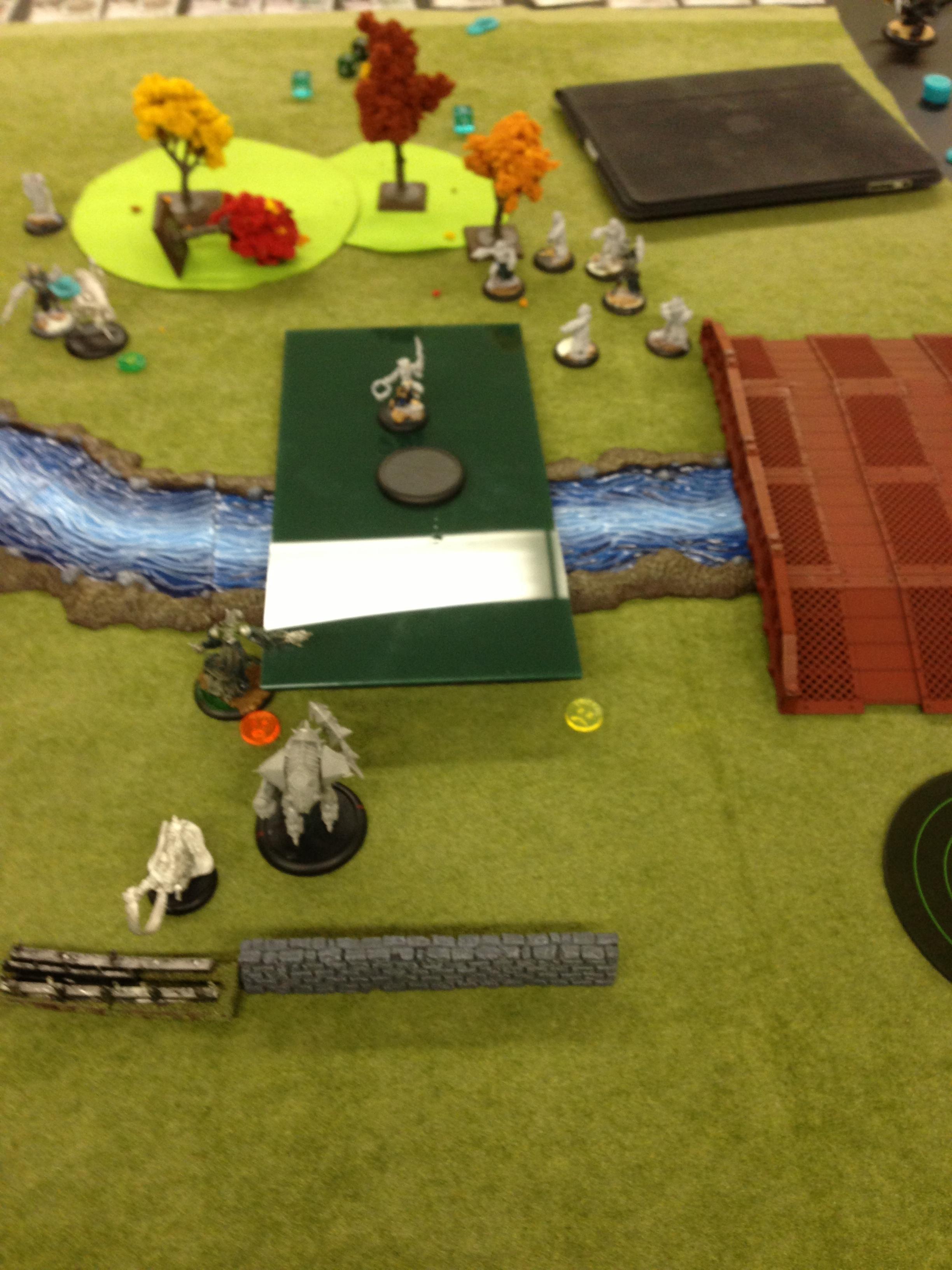 Hordes, Steam Roller, Warmachine