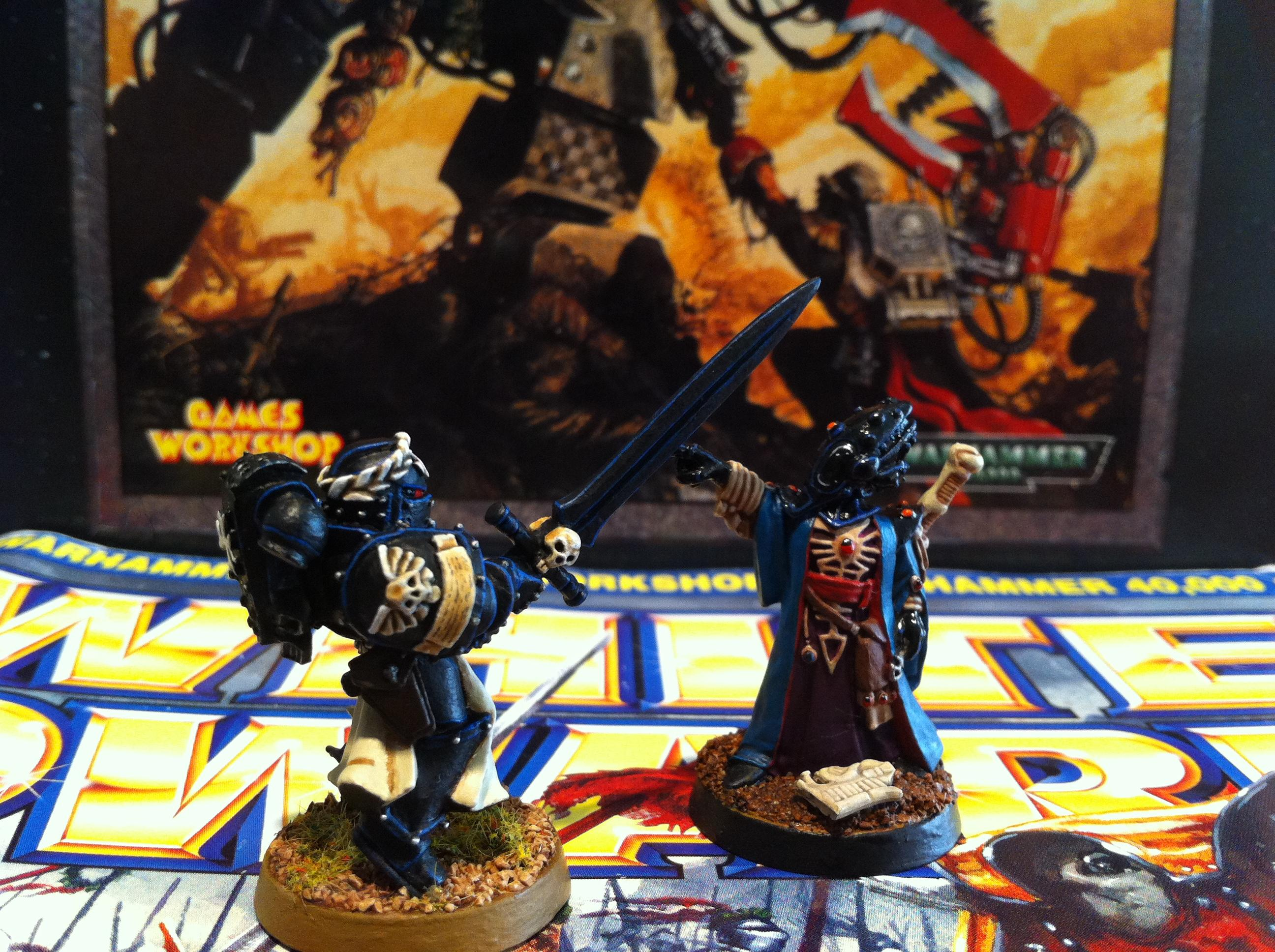 In the shadow of the ziggurat, a lethal duel is resolved..