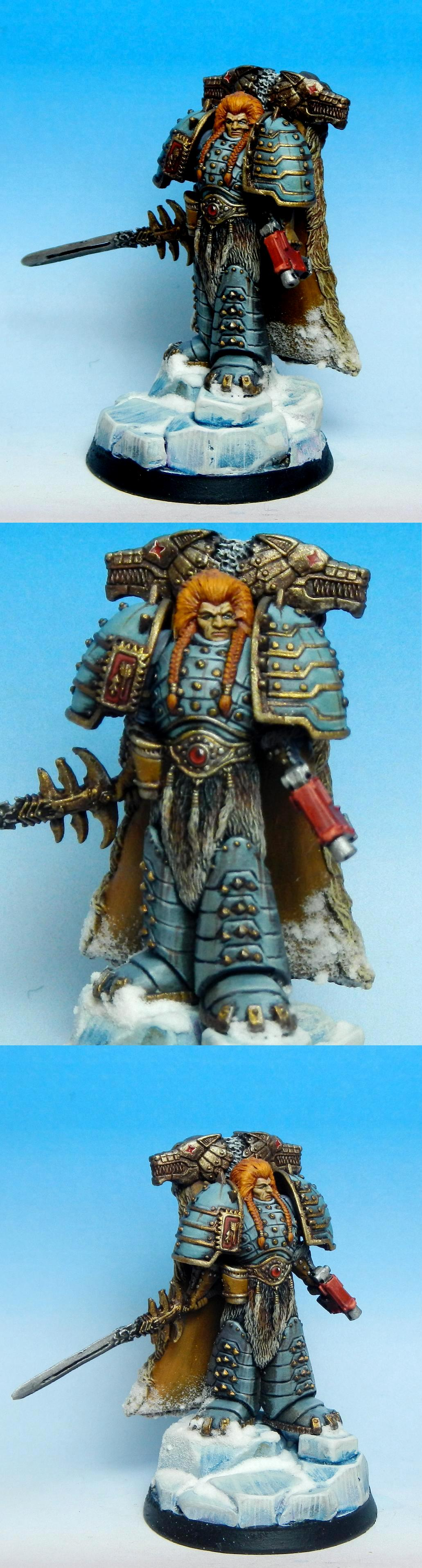 Horus Heresy, Leman Russ, Primarch, Space Wolves