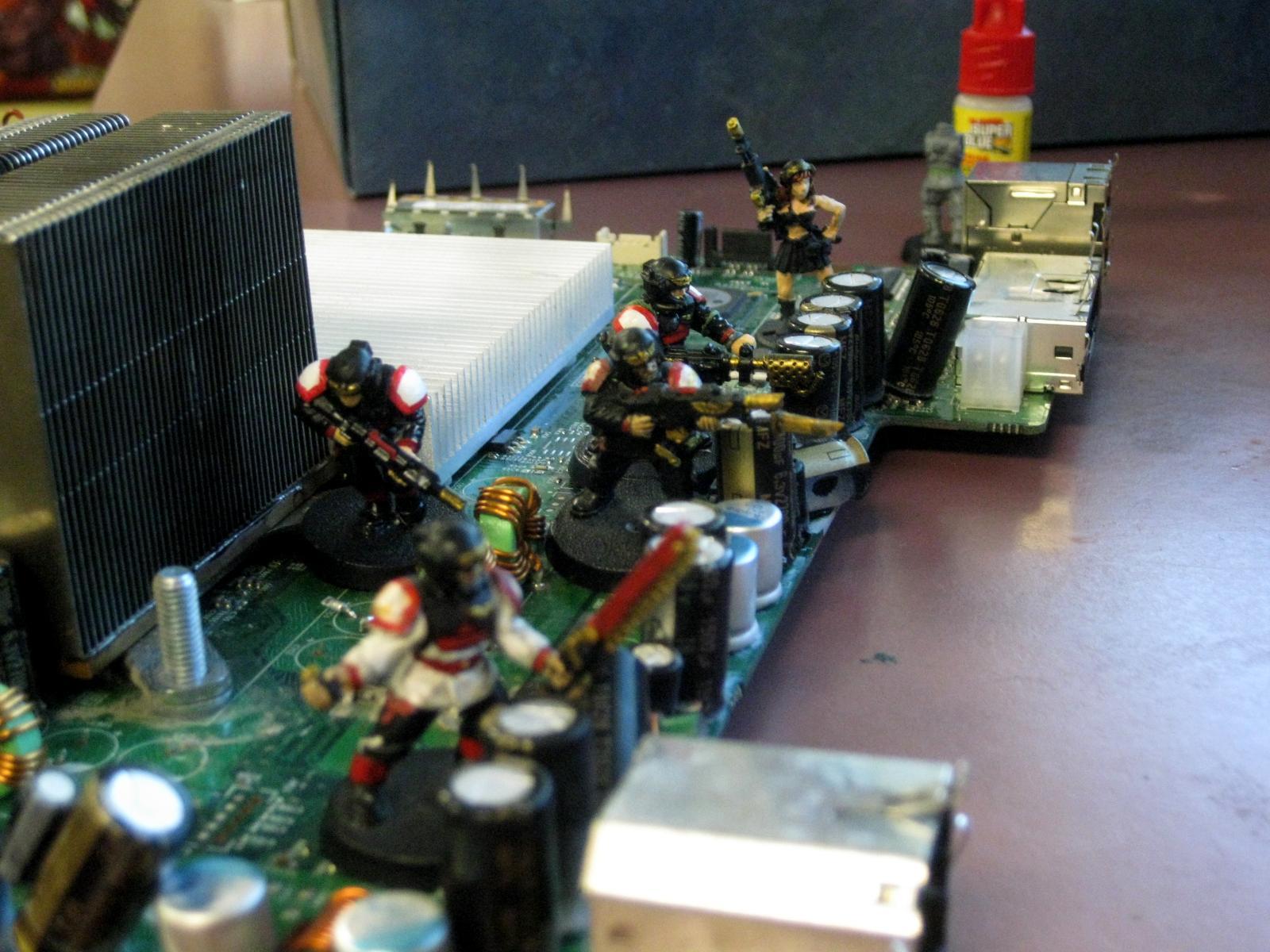 Motherboard Battle 3