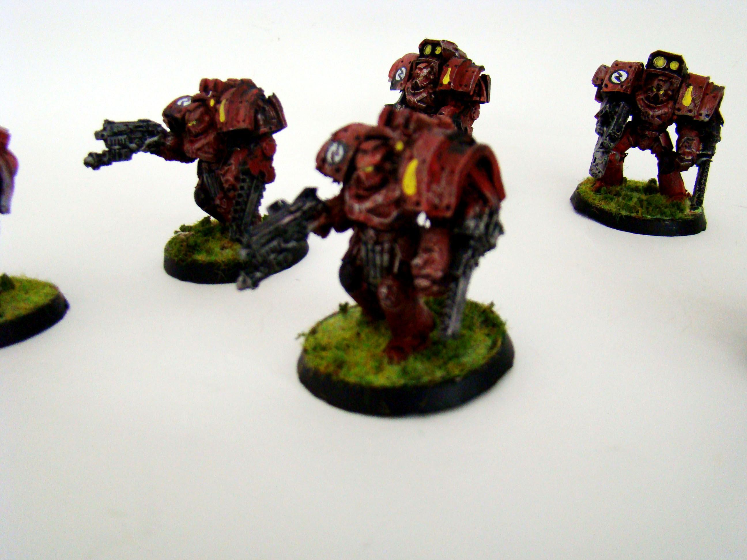 Blood Angels, Commission, Marine 40k, Scratch Build, Space