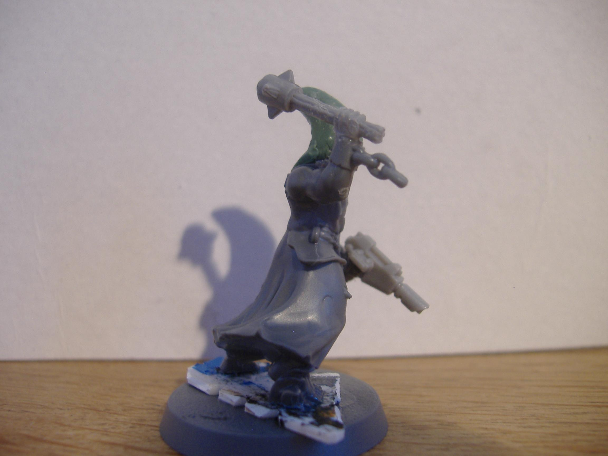 Chaos cultist wip